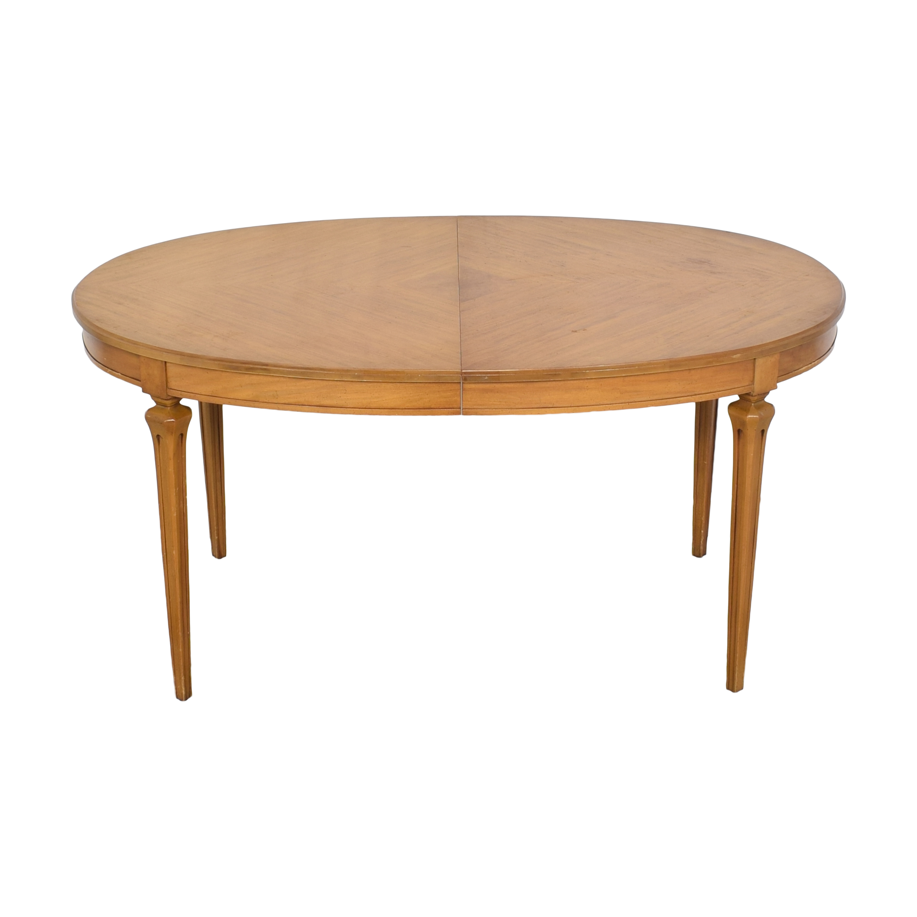 Oval Extendable Dining Table coupon