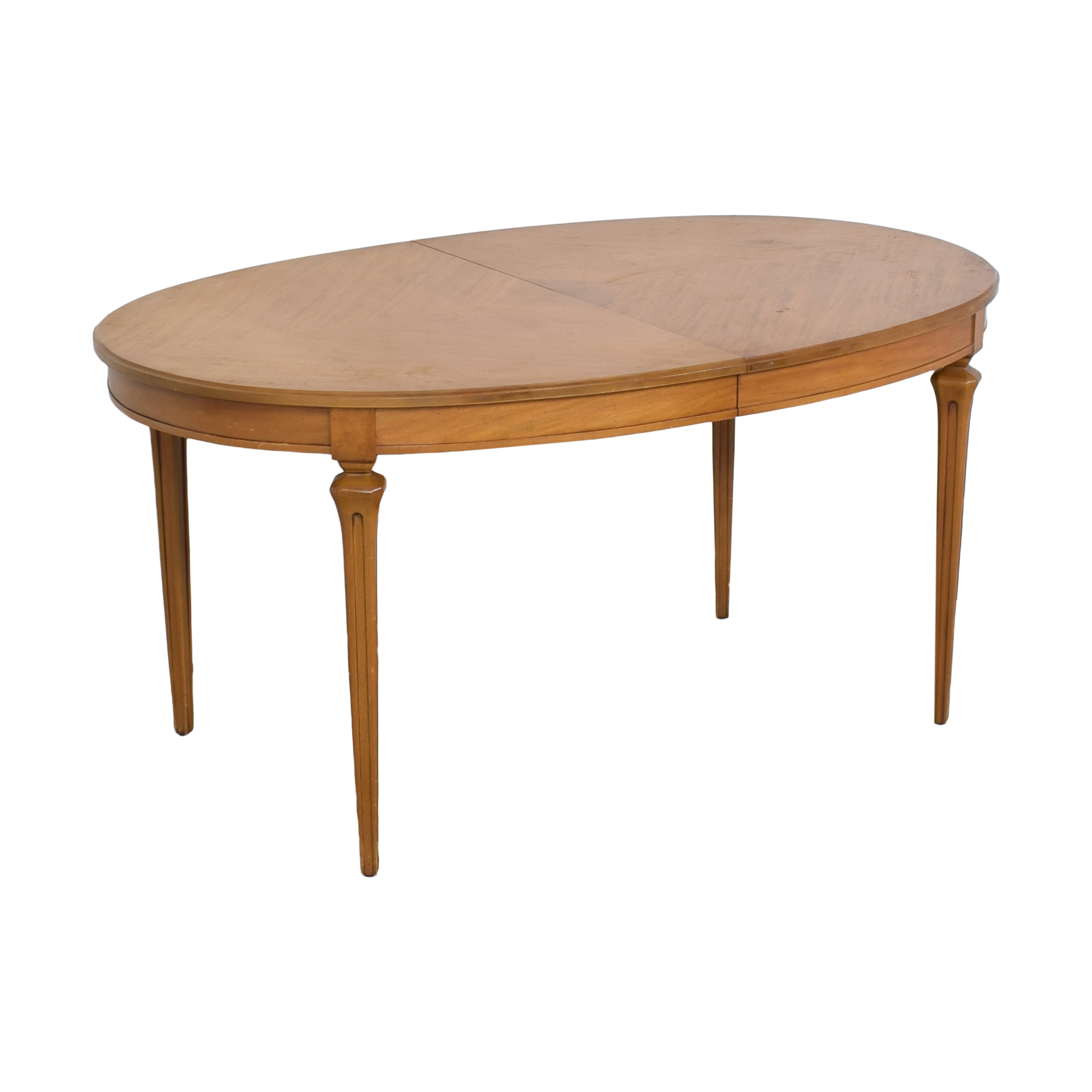 Oval Extendable Dining Table Dinner Tables