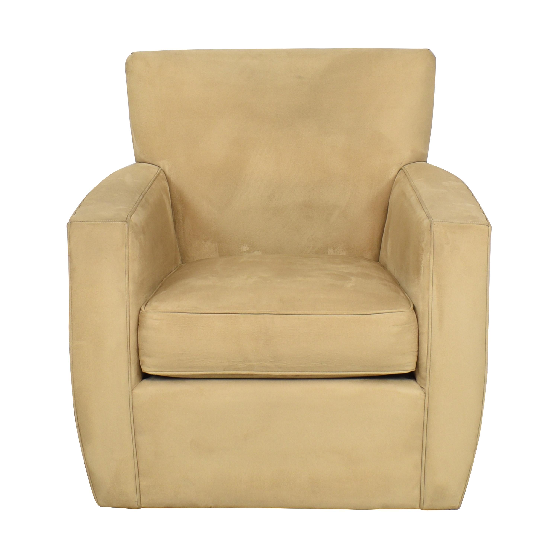 Crate & Barrel Crate & Barrel Club Chair nj