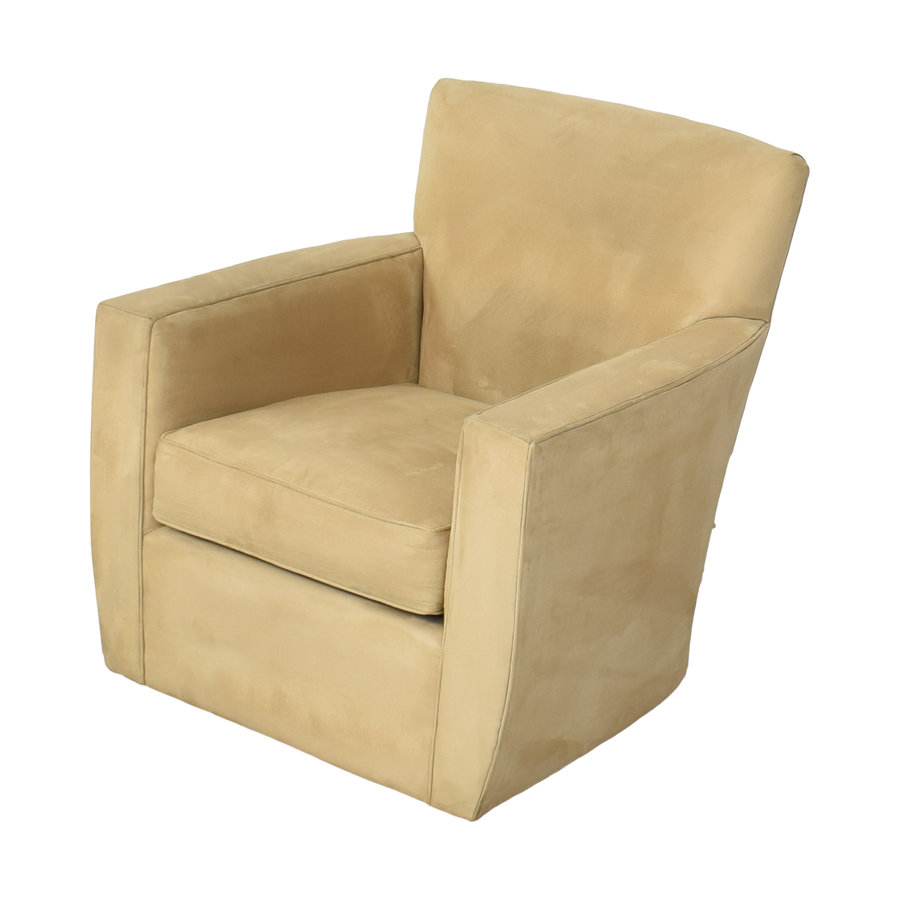 Crate & Barrel Club Chair / Accent Chairs