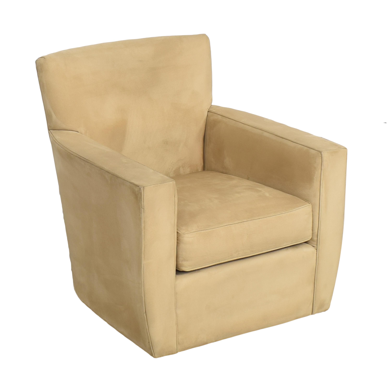 Crate & Barrel Crate & Barrel Club Chair ma