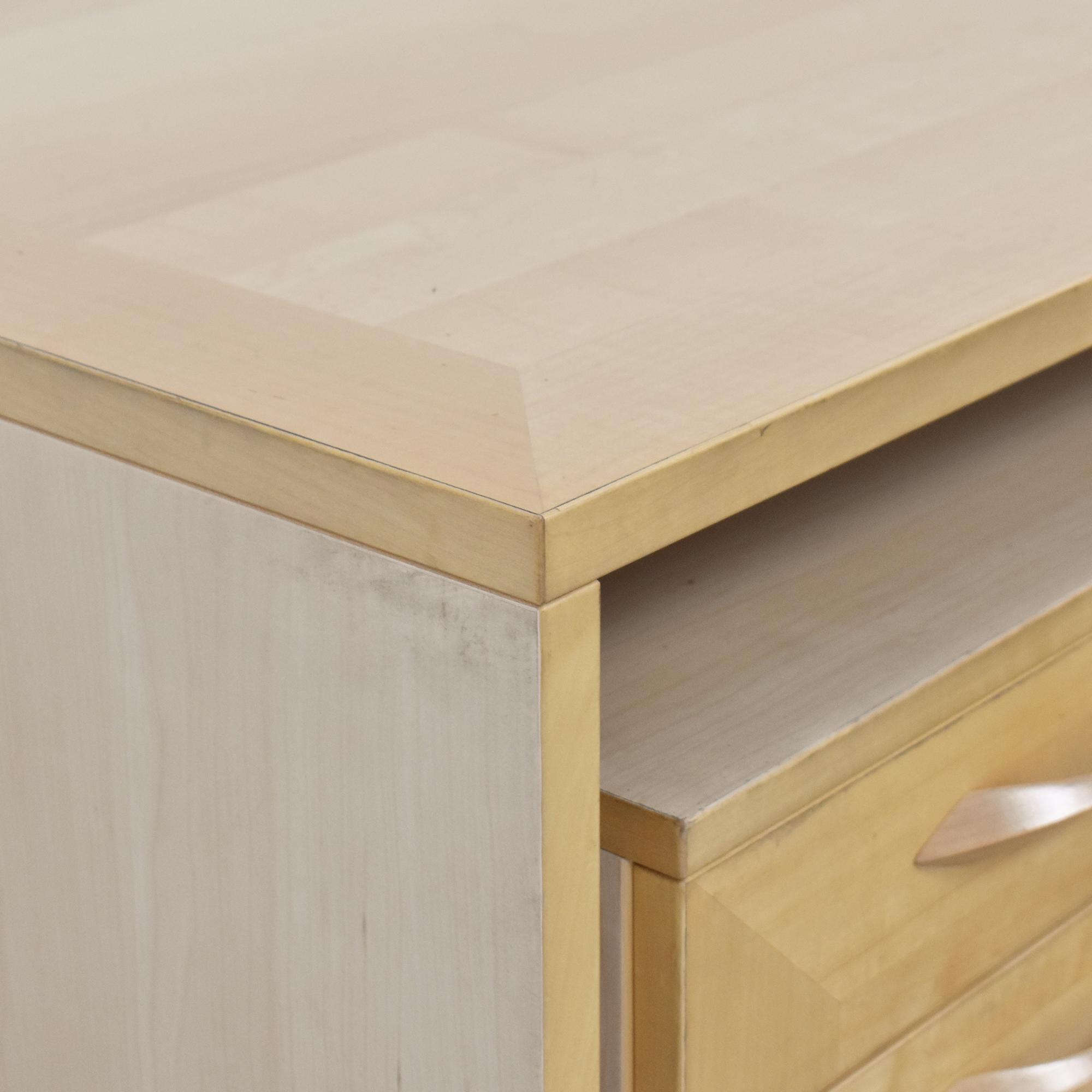 Door Store Door Store Desk with File Cabinet dimensions