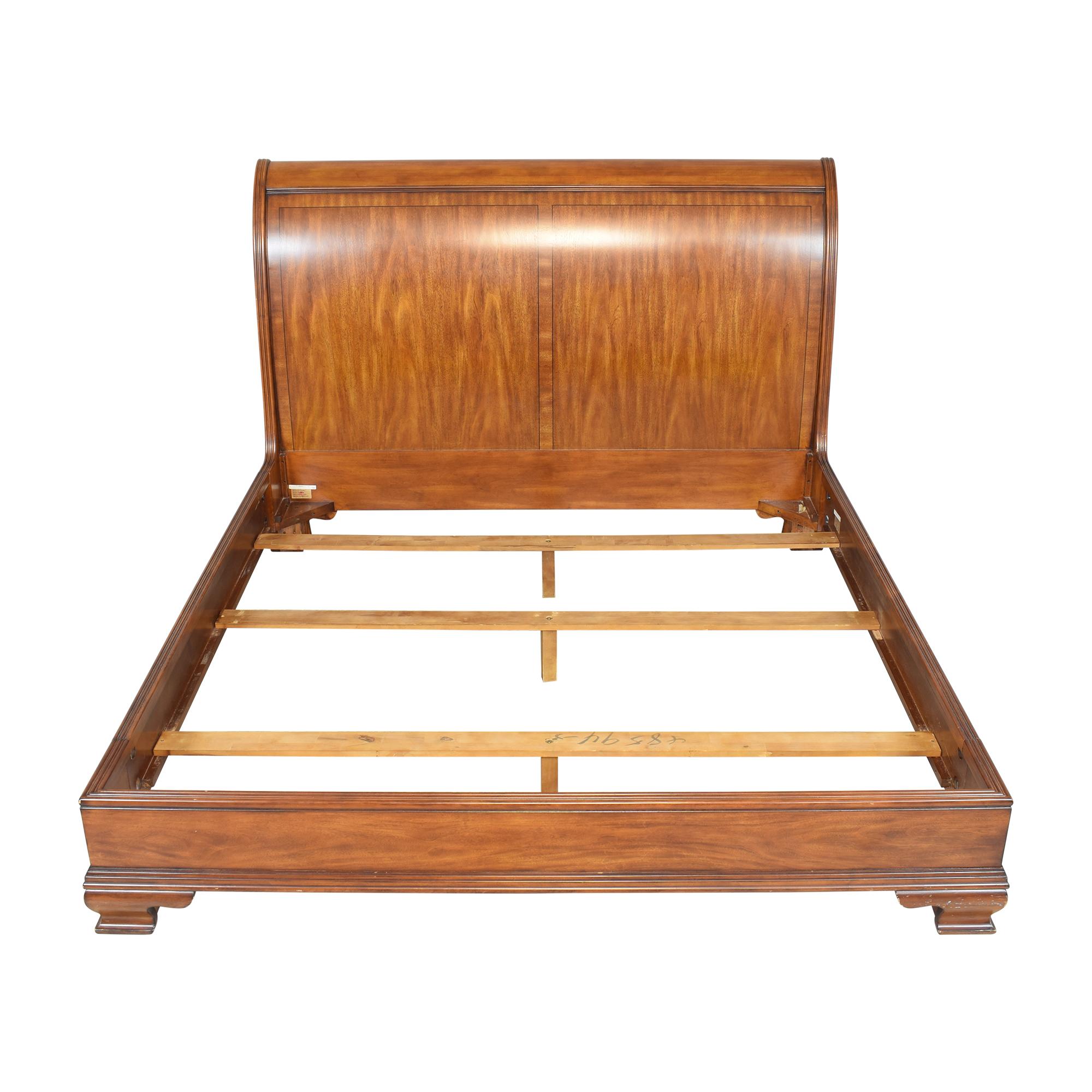 Drexel Heritage Drexel Heritage King Sleigh Bed Beds