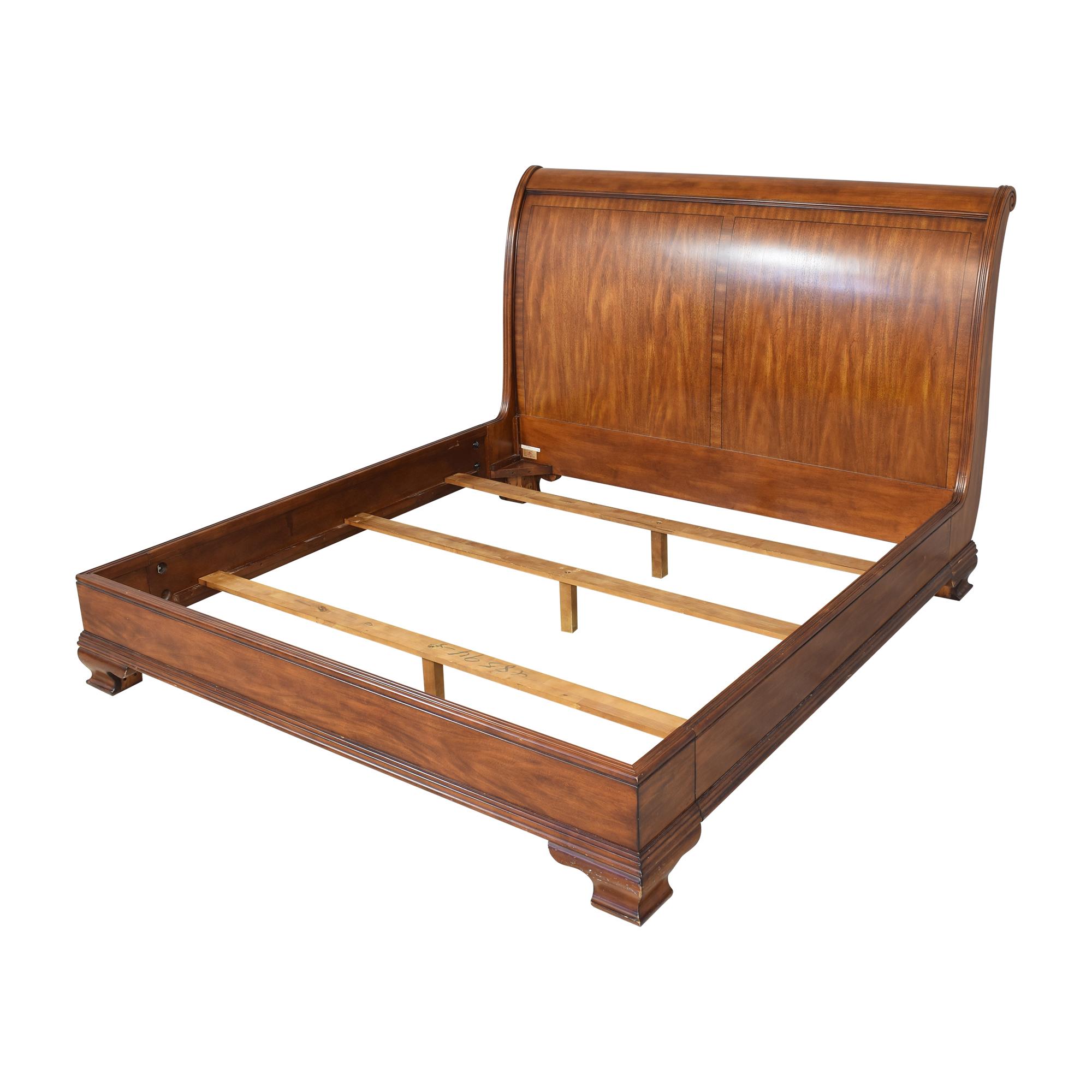 buy Drexel Heritage Drexel Heritage King Sleigh Bed online