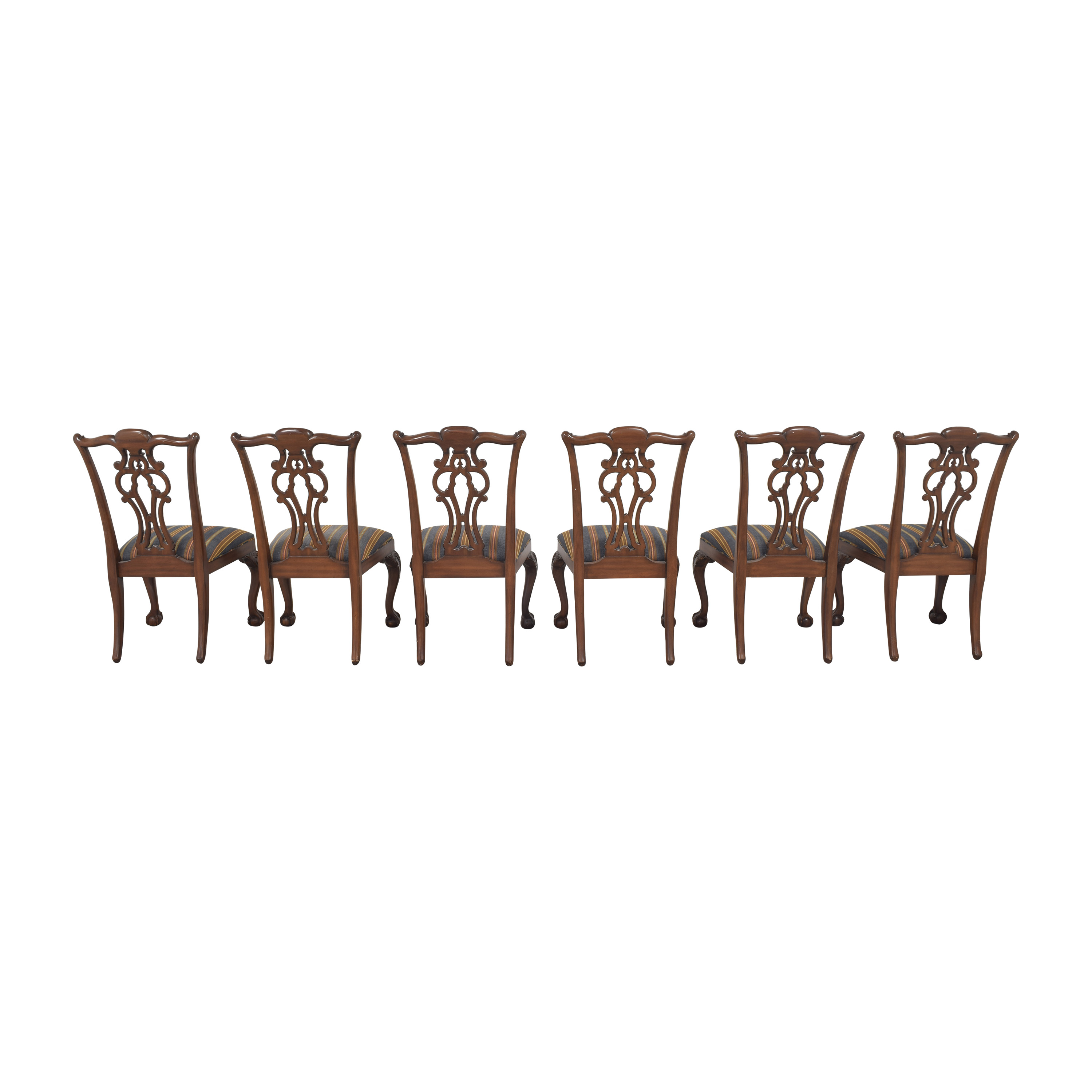 Ethan Allen Ethan Allen Chauncey Side Dining Chairs nj