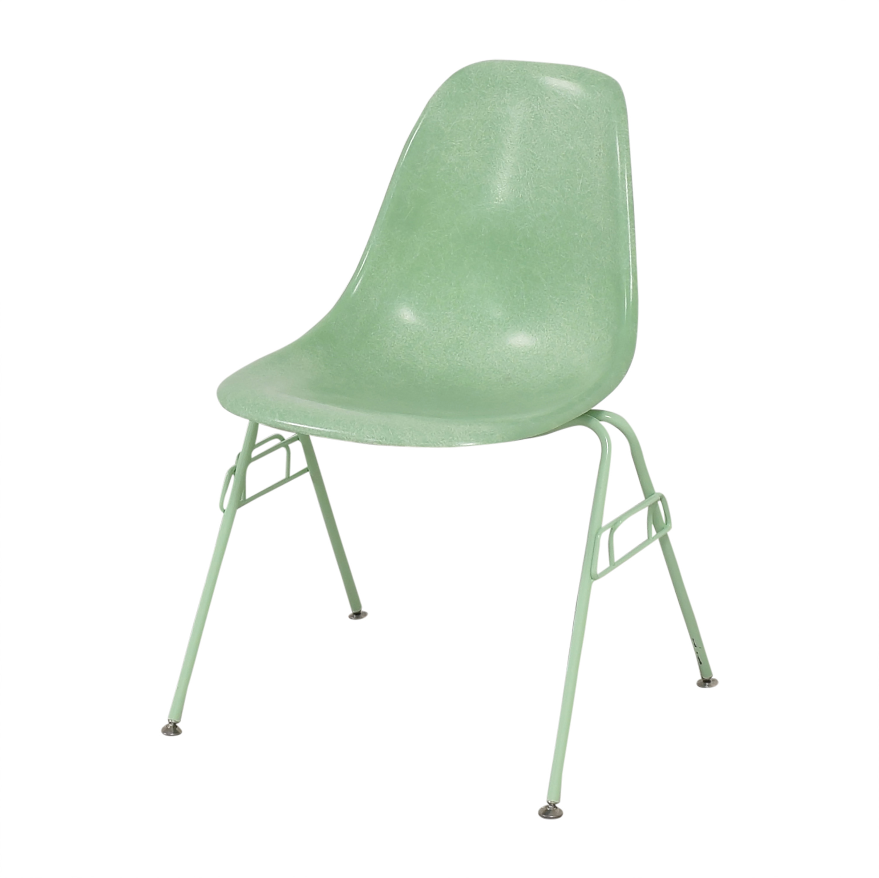 buy Modernica Case Study Shell Stacking Side Dining Chairs Modernica Chairs