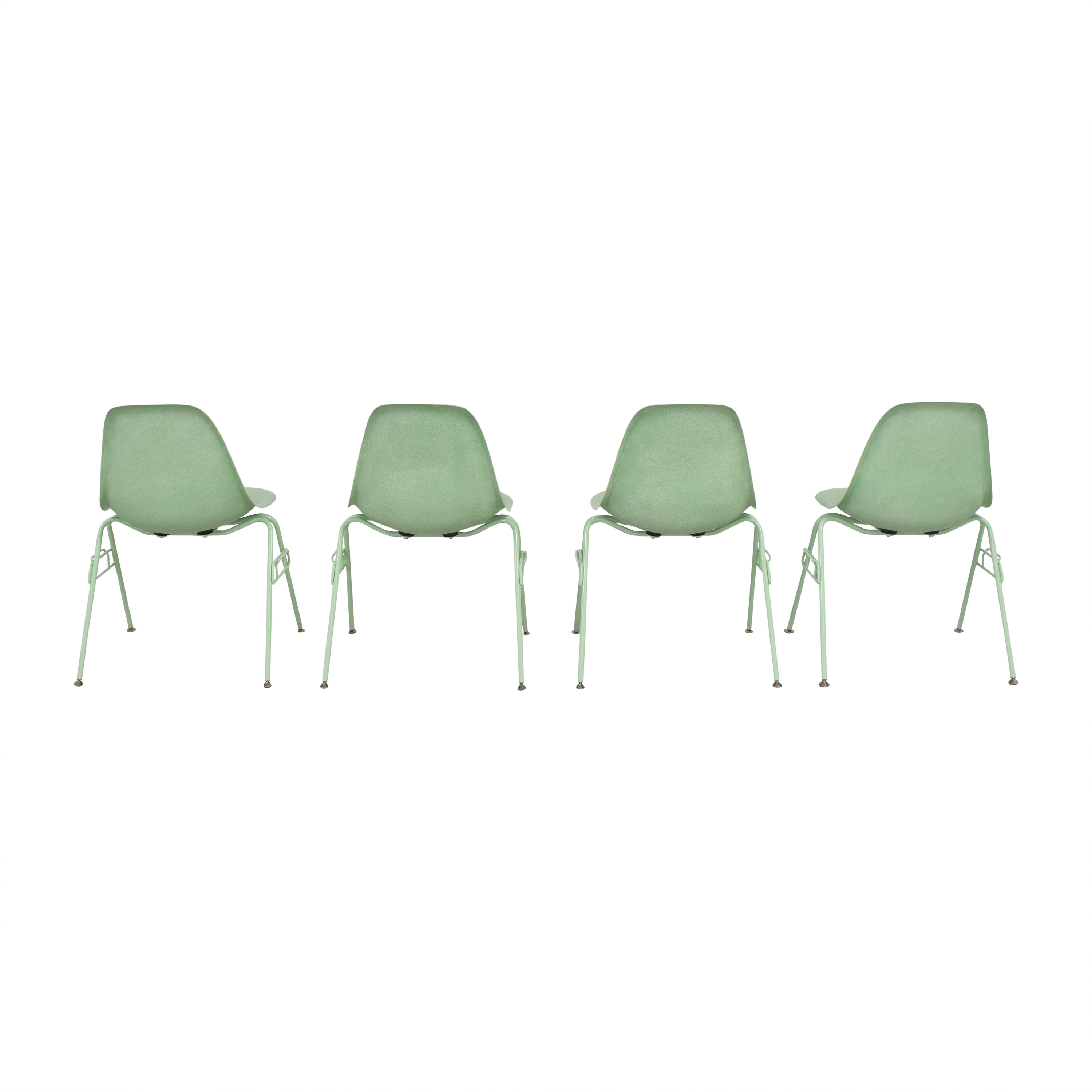 Modernica Modernica Case Study Shell Stacking Side Dining Chairs on sale