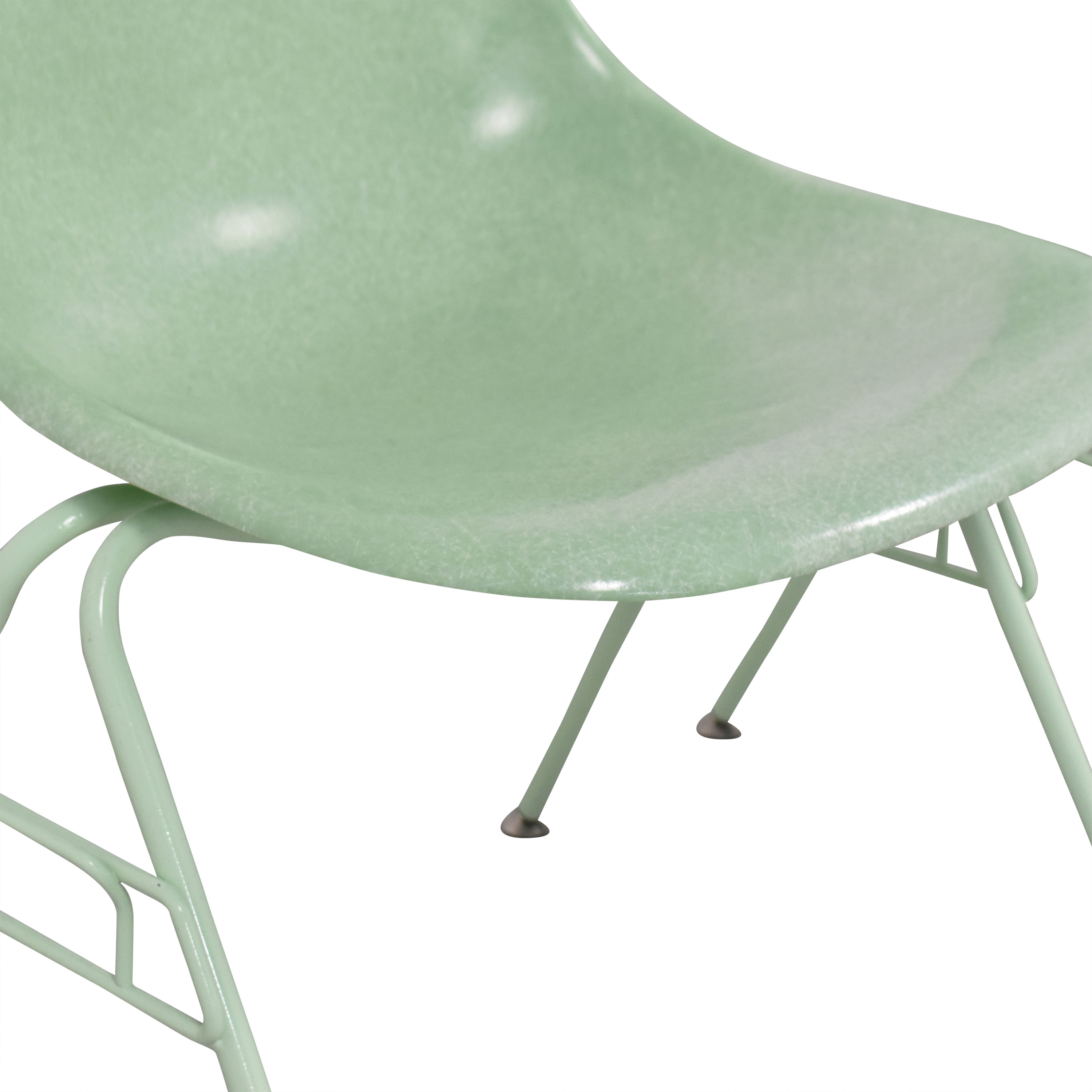Modernica Modernica Case Study Shell Stacking Side Dining Chairs nyc
