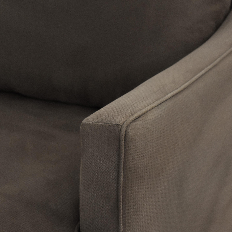 Macy's Berkley Chaise Lounge Chair / Sofas