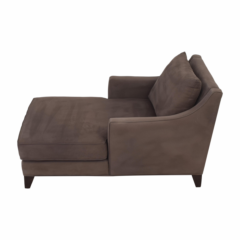 Macy's Berkley Chaise Lounge Chair sale