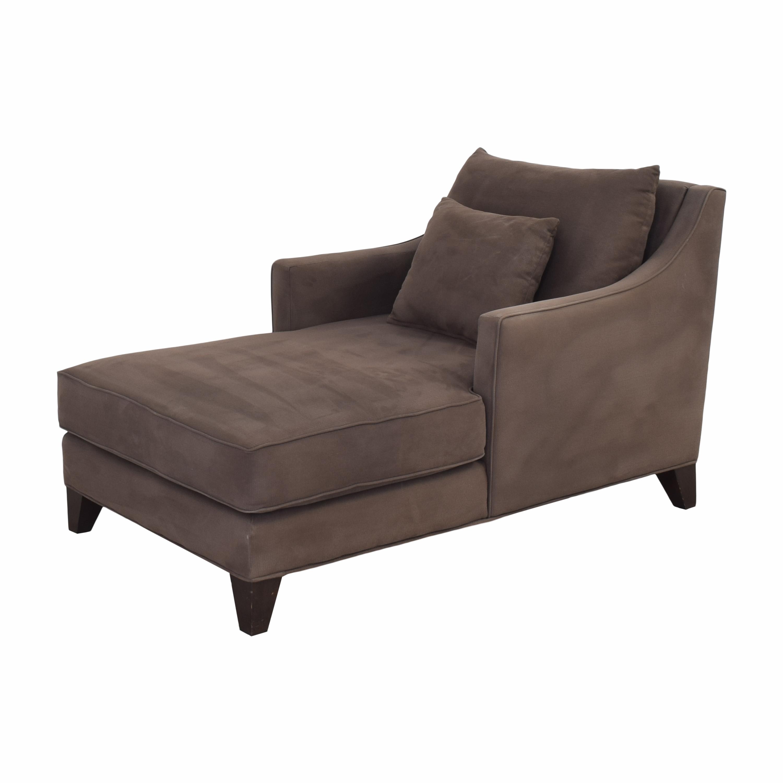 Macy's Macy's Berkley Chaise Lounge Chair price