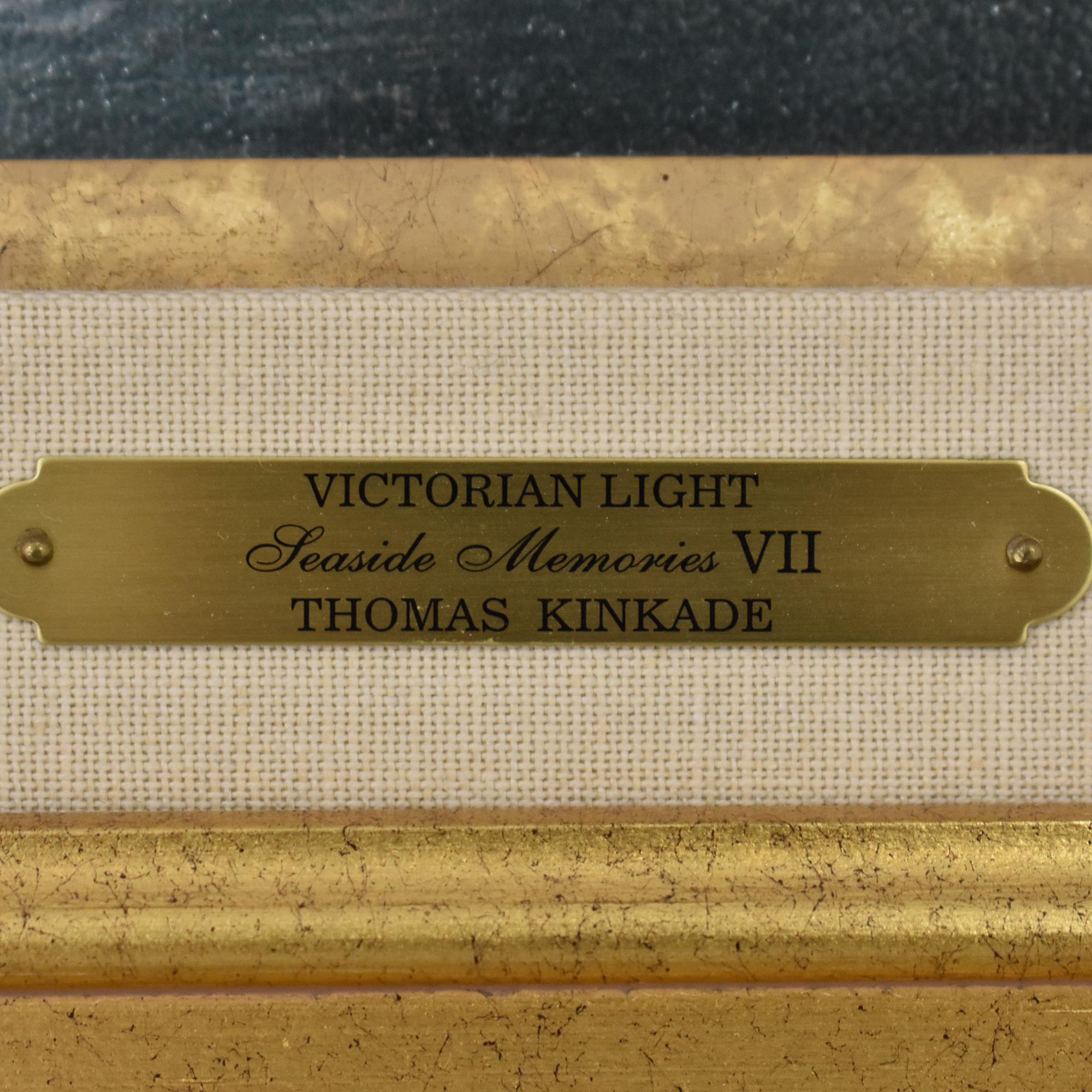 Thomas Kinkade Victorian Light Wall Art ma