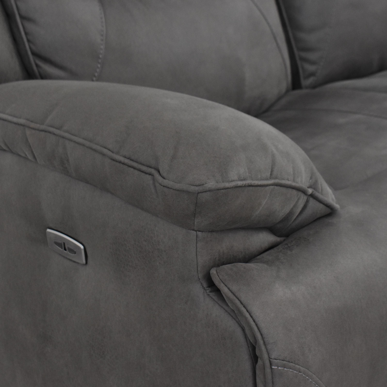Jennings Power Recliner Sofa / Classic Sofas