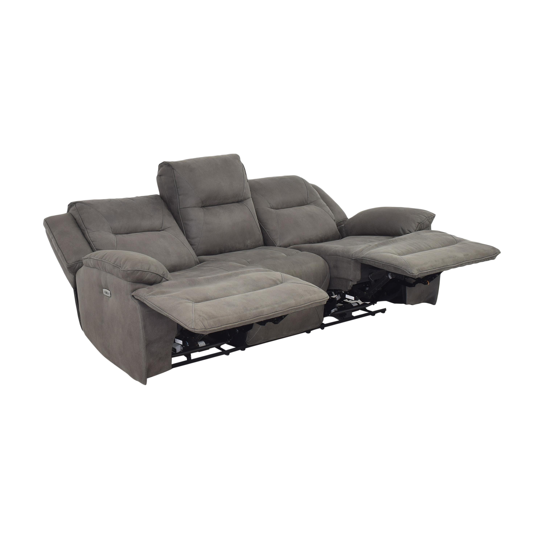 shop Jennings Power Recliner Sofa