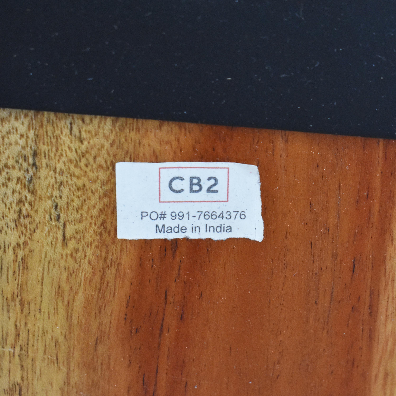 CB2 CB2 Adam Coffee Table Coffee Tables