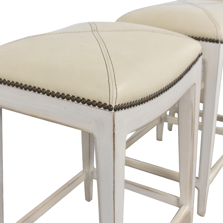 buy One Kings Lane Upholstered Stools One Kings Lane Chairs