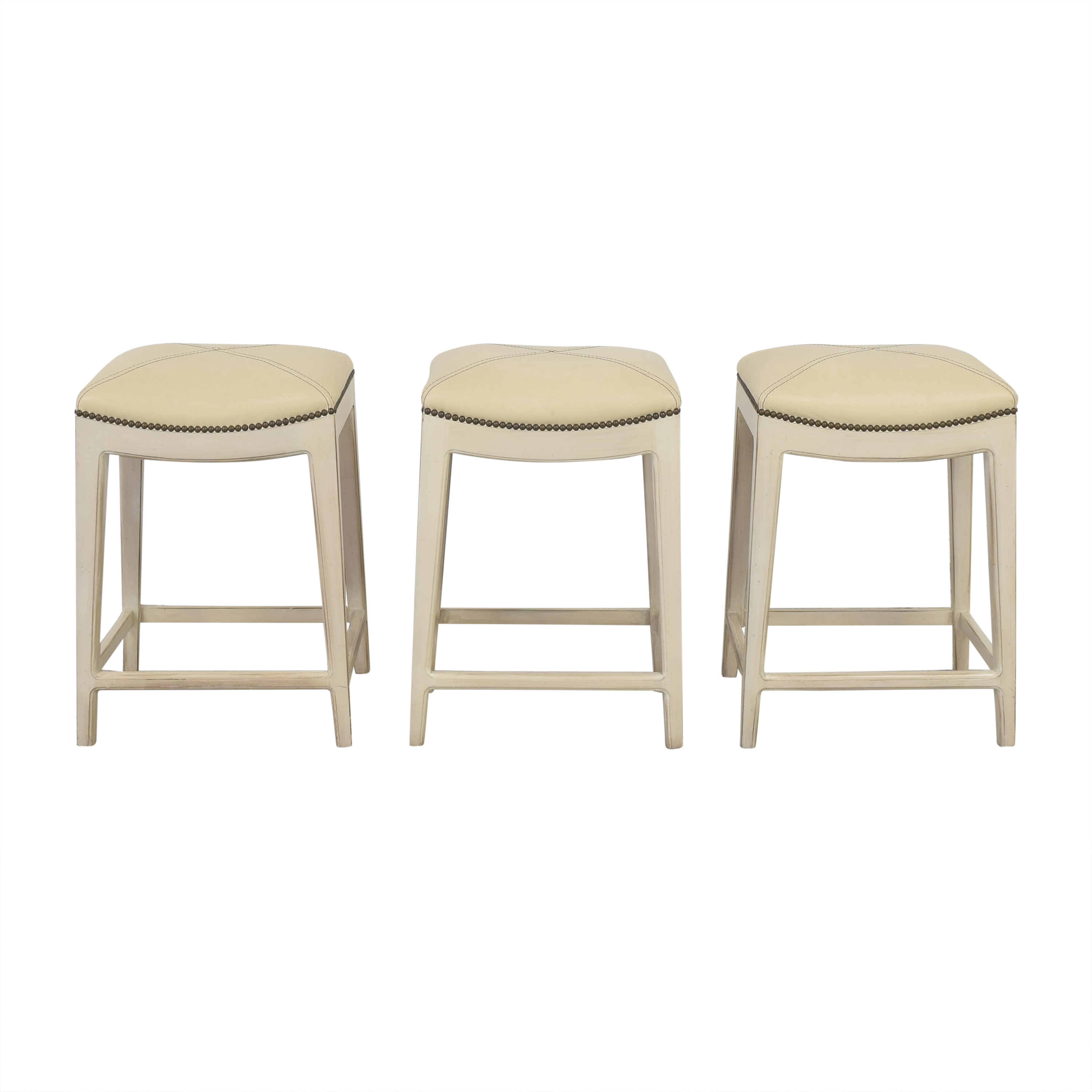 One Kings Lane One Kings Lane Upholstered Stools Chairs