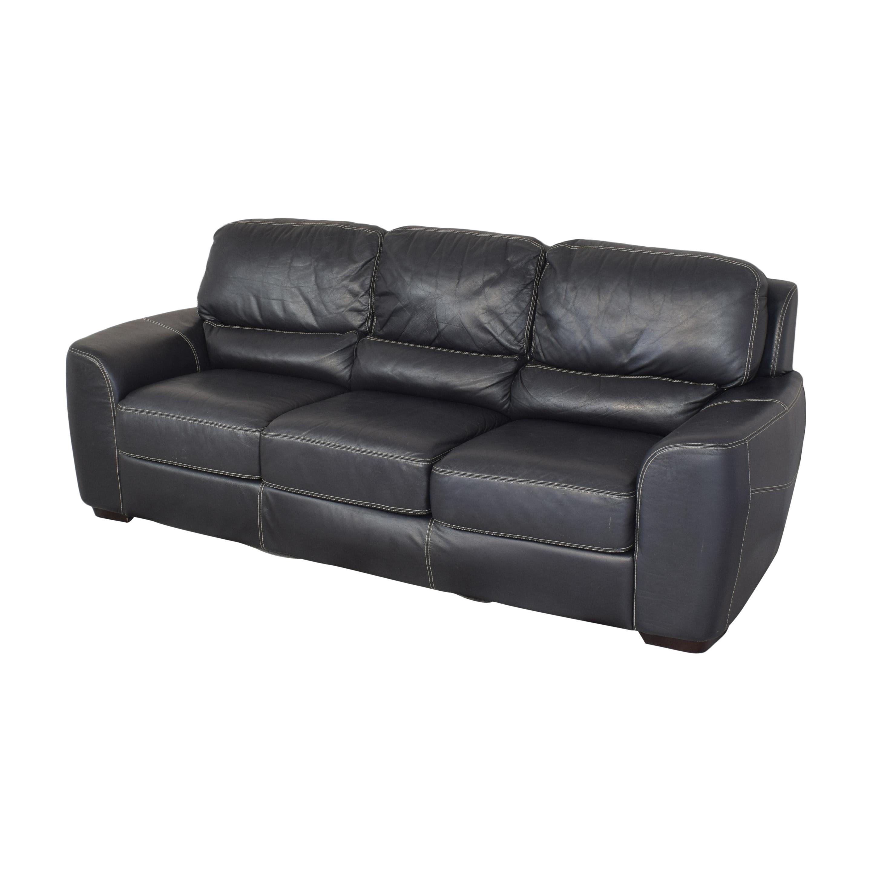 Z Gallerie Z Gallerie Three-Cushion Sofa nyc