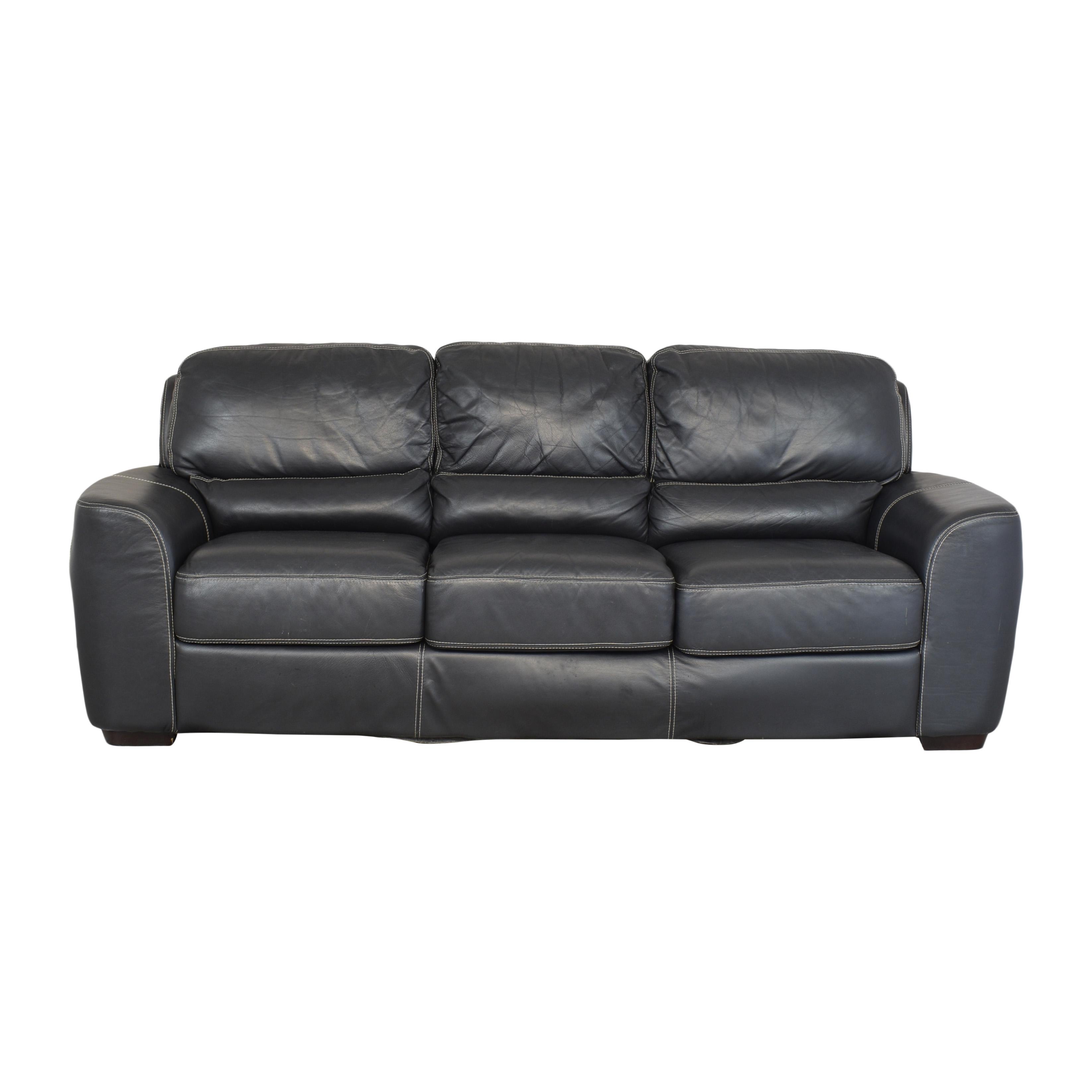 Z Gallerie Three-Cushion Sofa sale