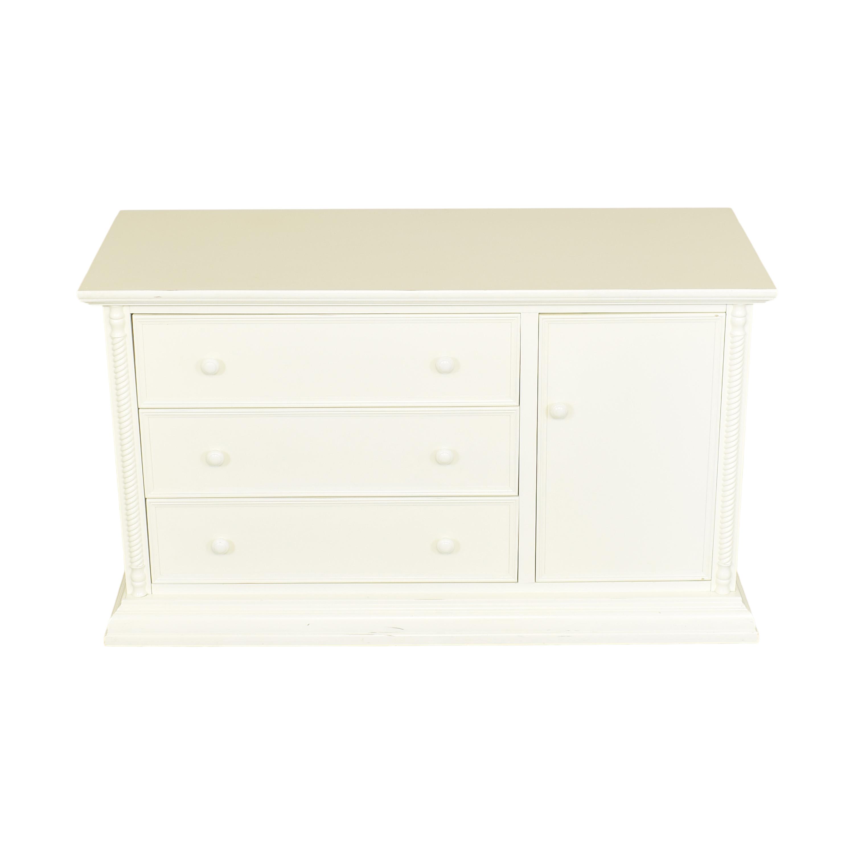 shop Bellini Bellini Jessica 3 Drawer 1 Door Dresser online