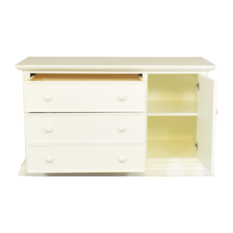 Bellini Bellini Jessica 3 Drawer 1 Door Dresser pa