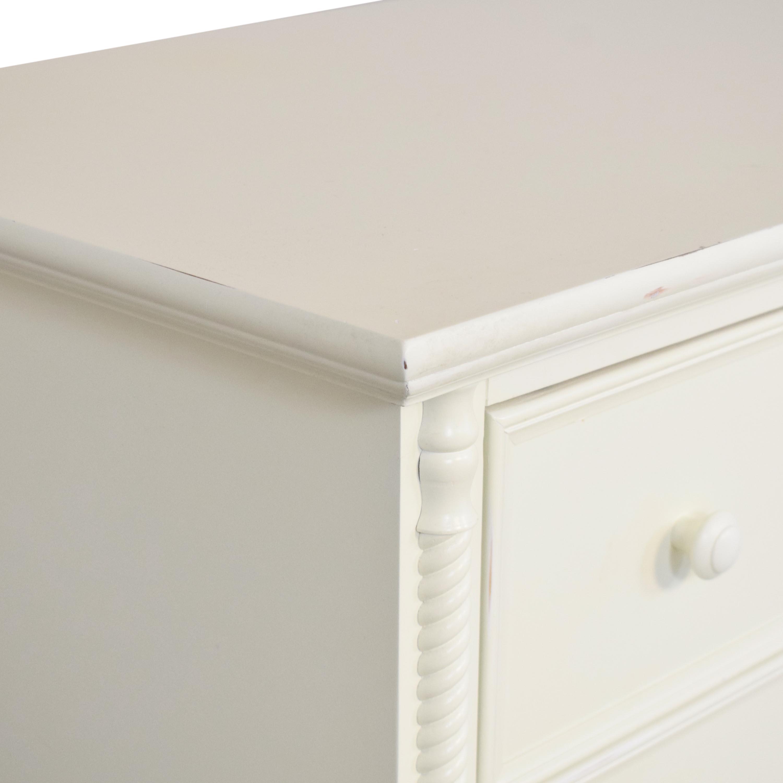 Bellini Jessica 3 Drawer 1 Door Dresser / Storage