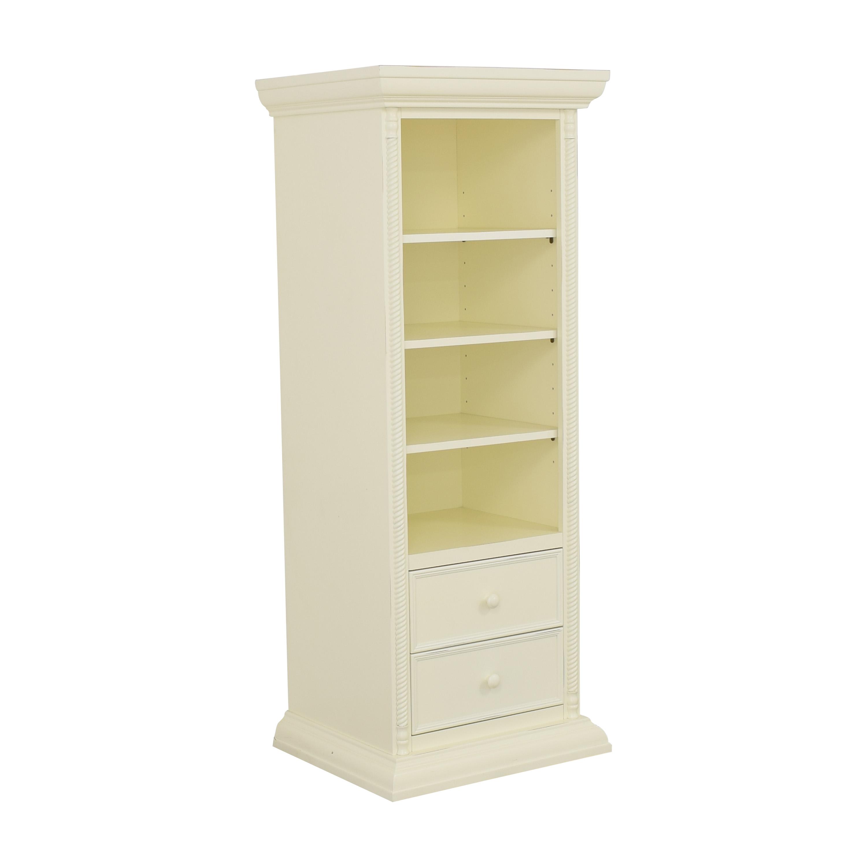 buy Bellini Domani Bookcase with Drawers Bellini