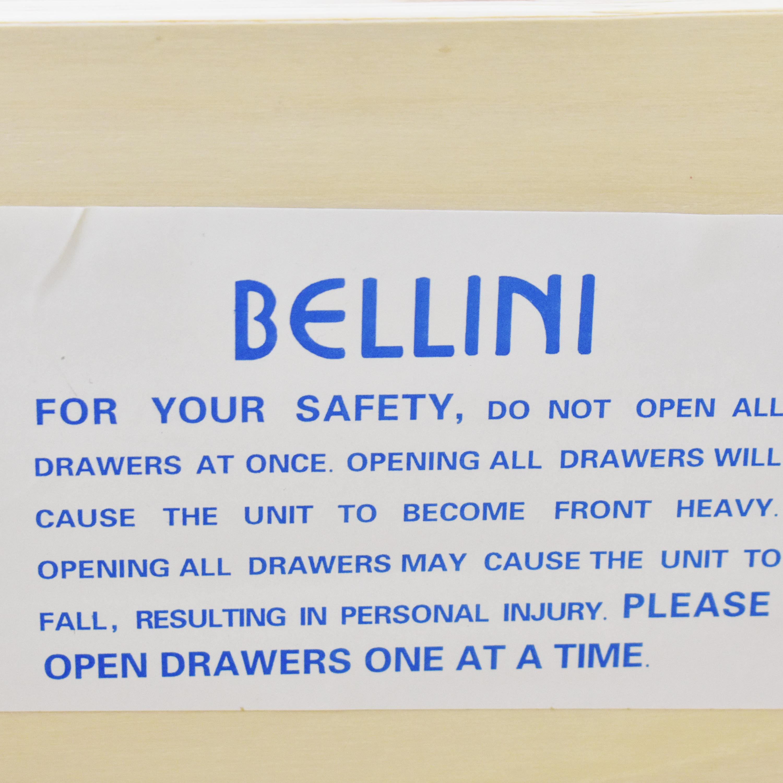 Bellini Domani Bookcase with Drawers sale