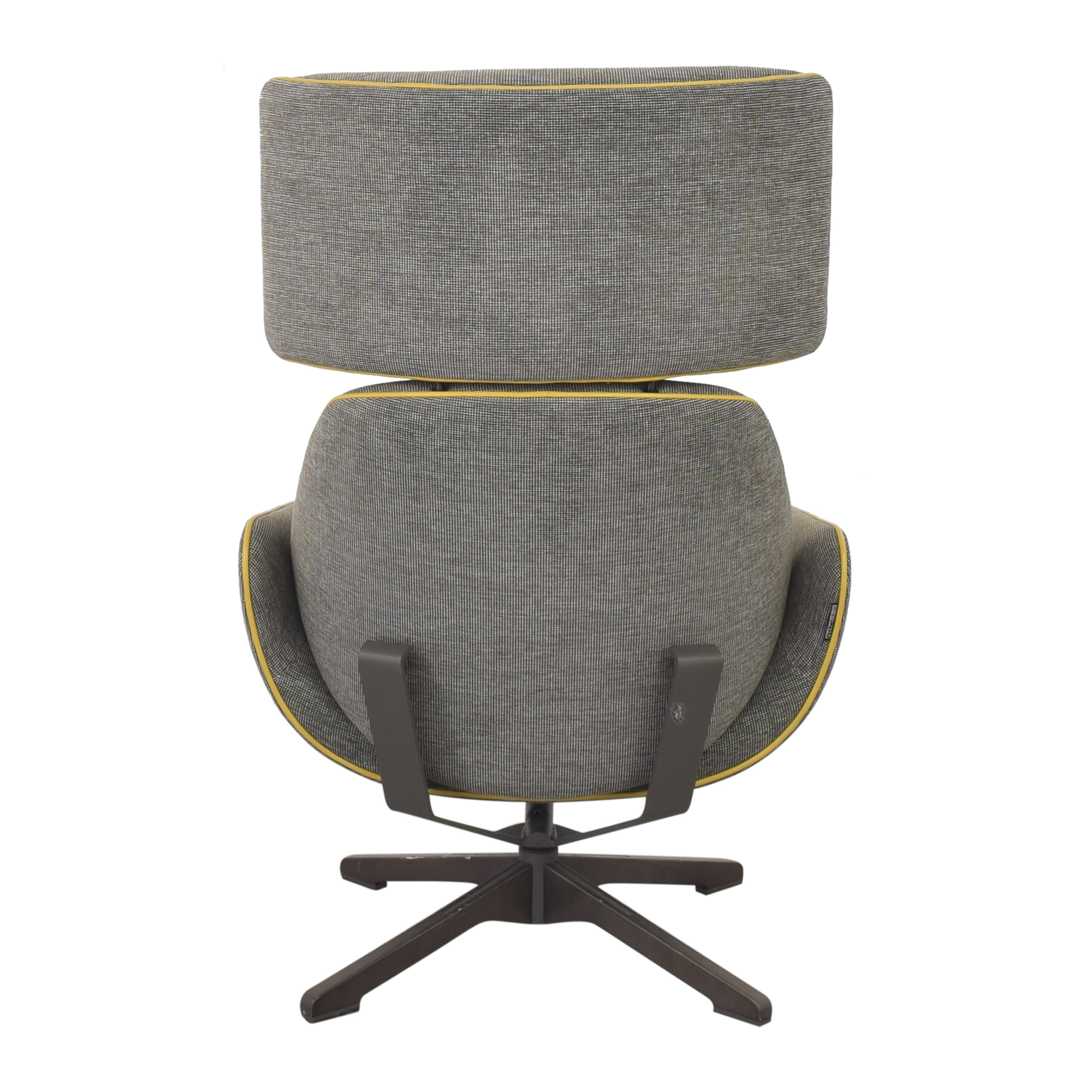 Roche Bobois Roche Bobois Quiet Life Armchair and Footstool nyc