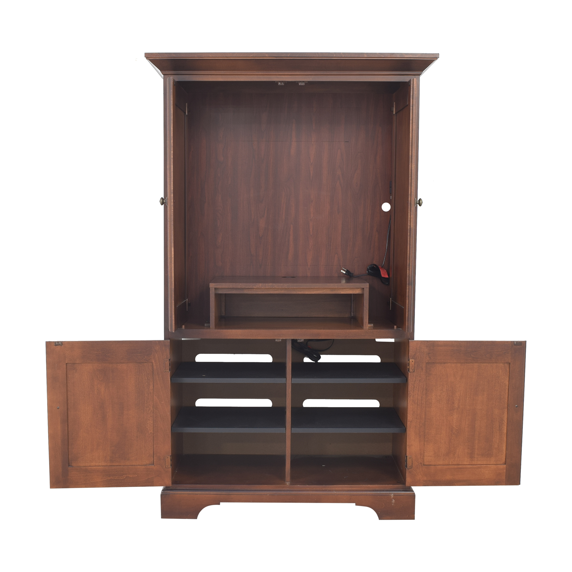 shop Hooker Furniture Hooker Media Armoire online
