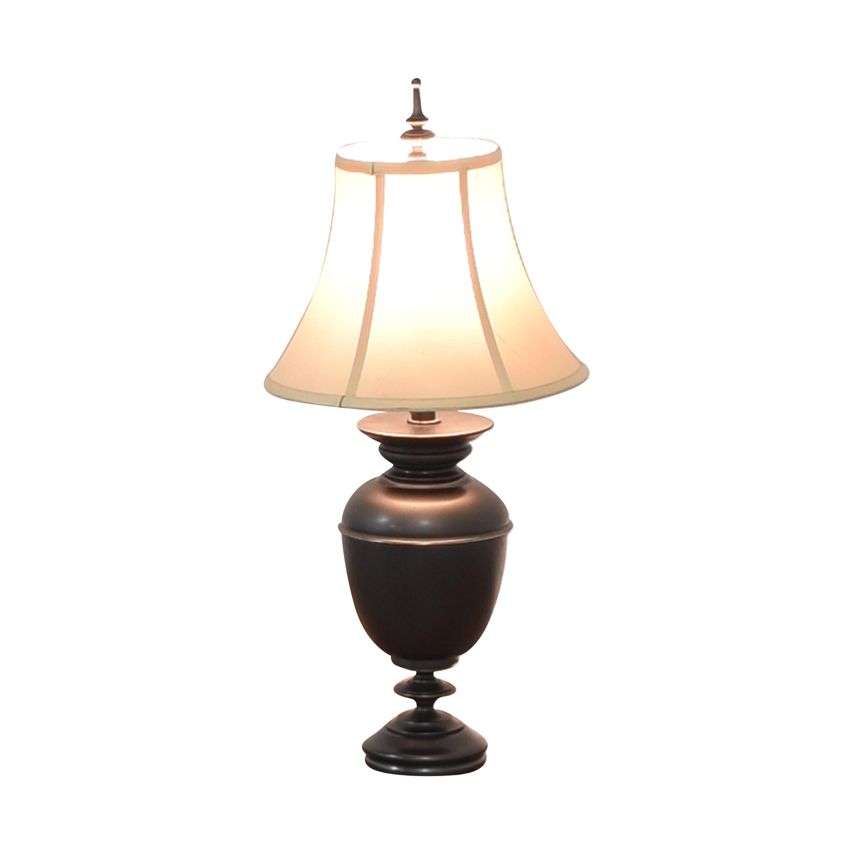 Restoration Hardware Restoration Hardware Table Lamp used