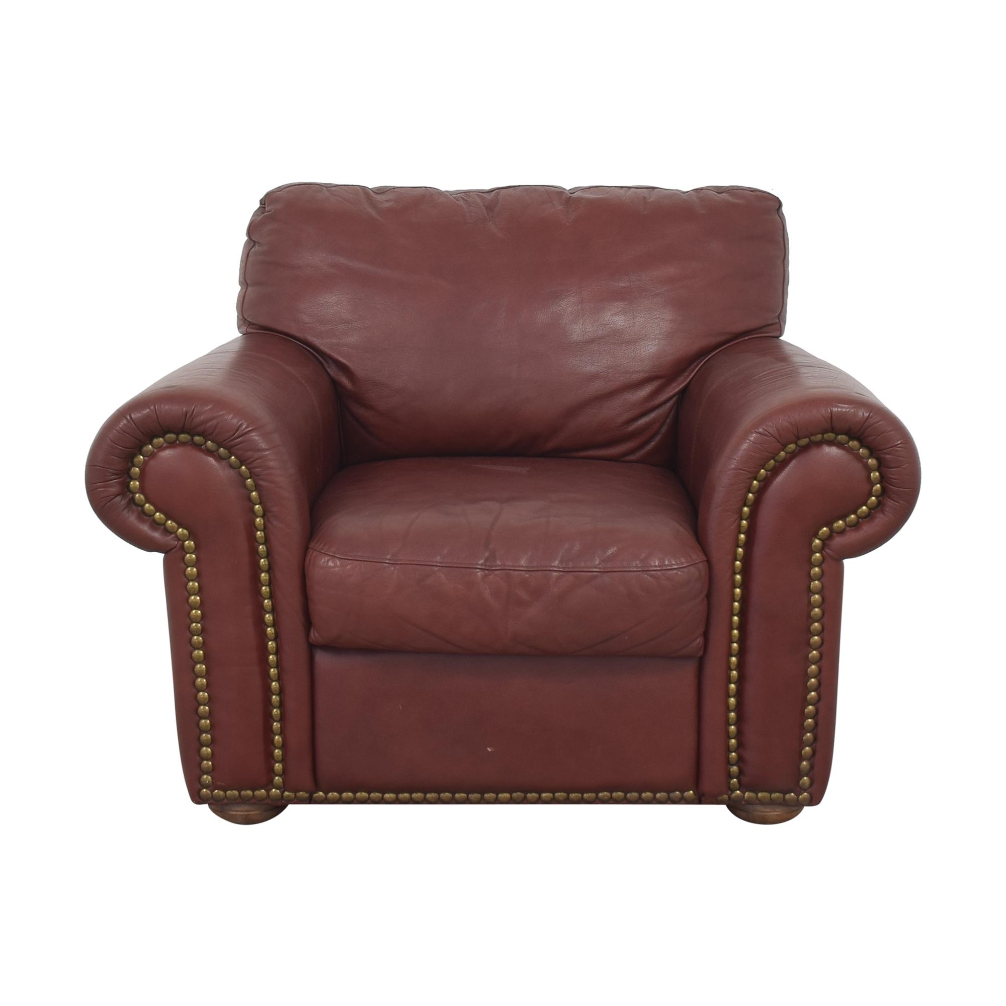 buy Macy's Nailhead Trim Armchair Macy's Chairs