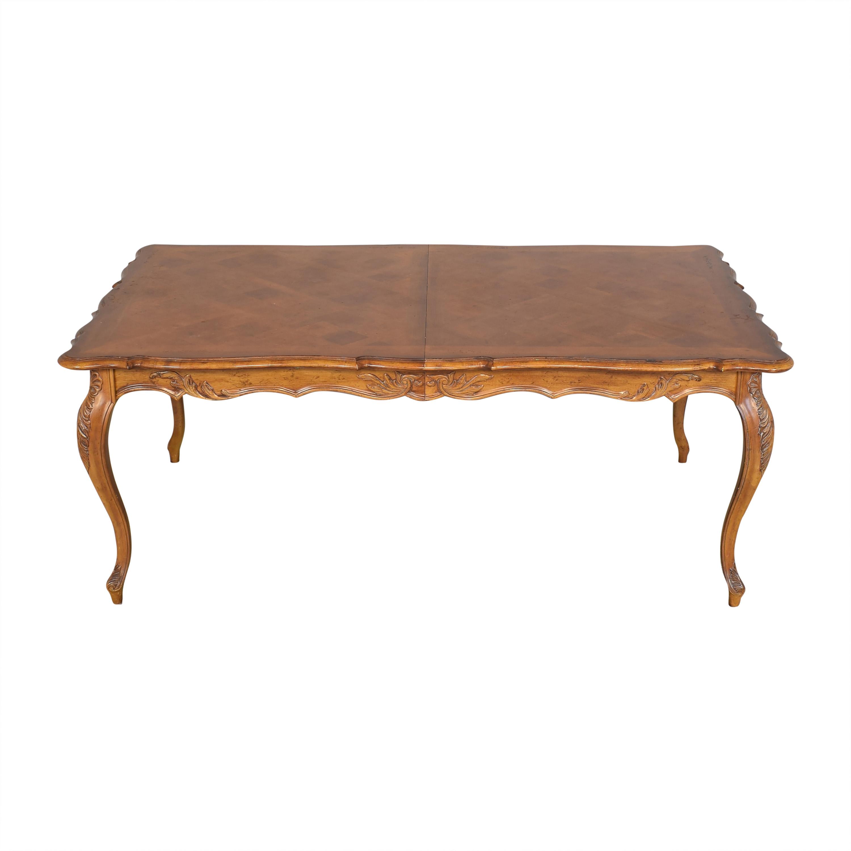 Century Furniture Century Coeur De France Costellane Dining Table pa