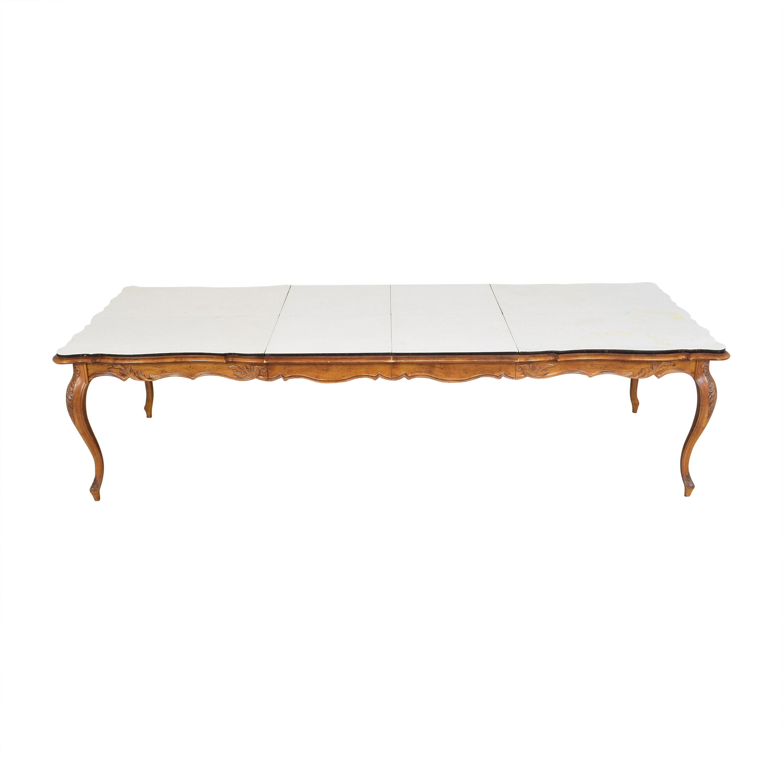 Century Furniture Century Coeur De France Costellane Dining Table discount