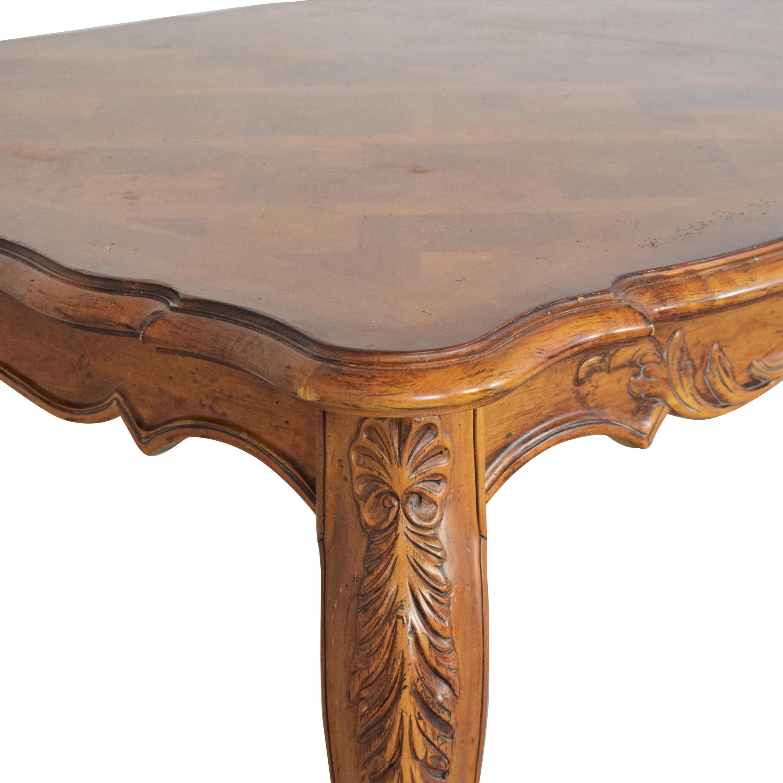 Century Furniture Century Coeur De France Costellane Dining Table used