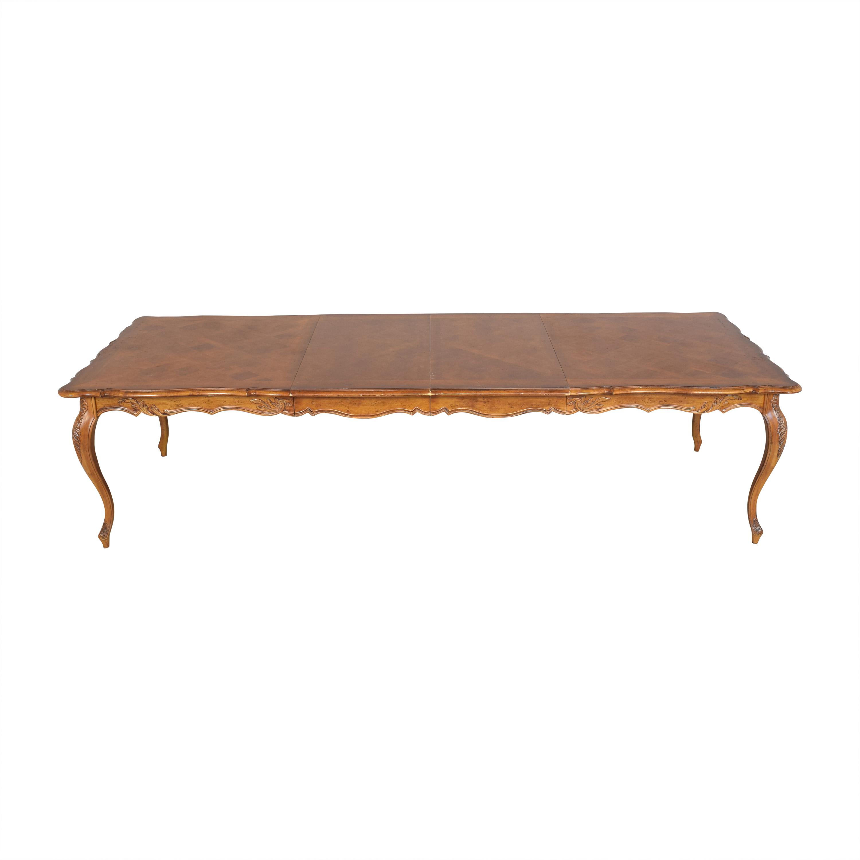 buy Century Coeur De France Costellane Dining Table Century Furniture