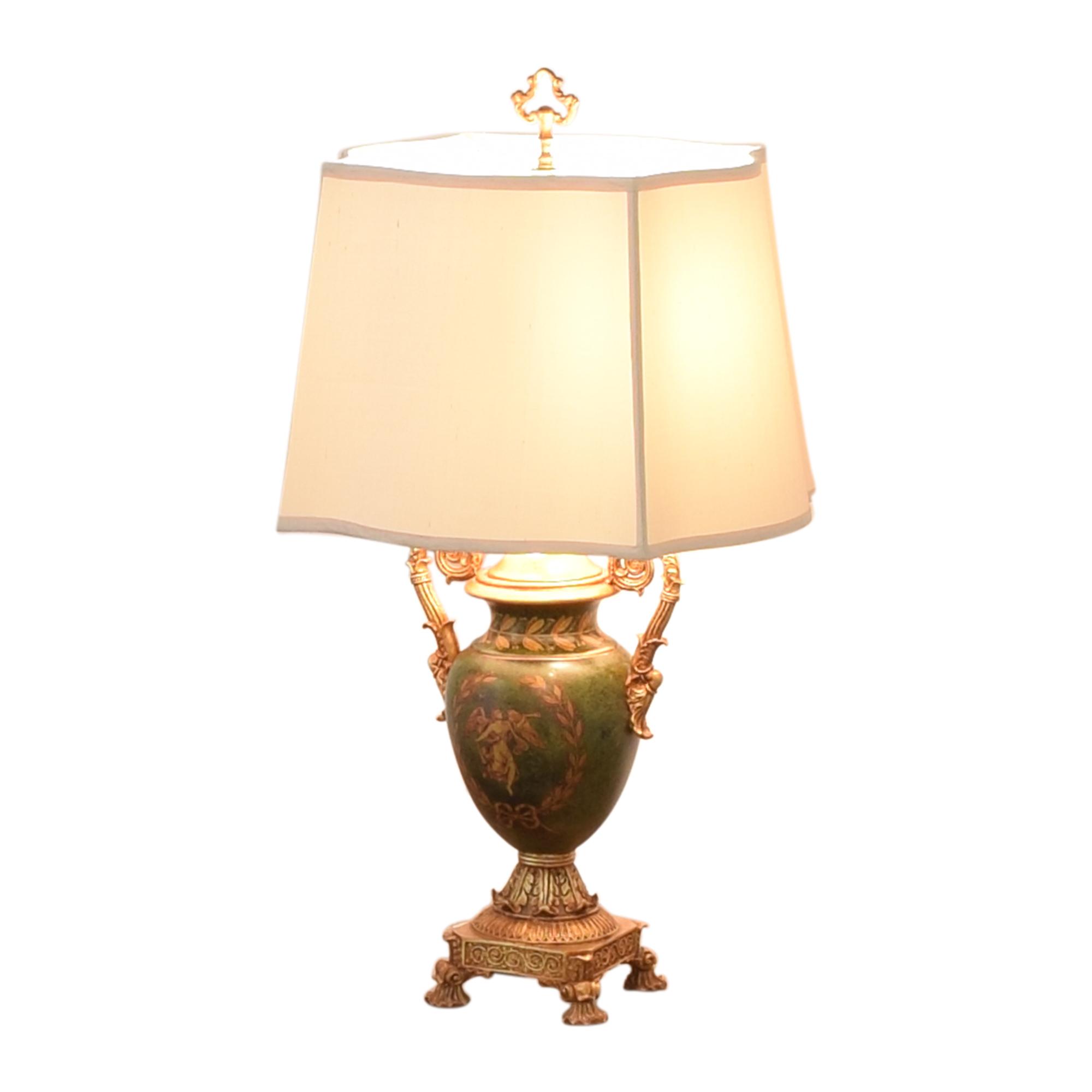 shop Frederick Cooper Urn Lamp Frederick Cooper Decor