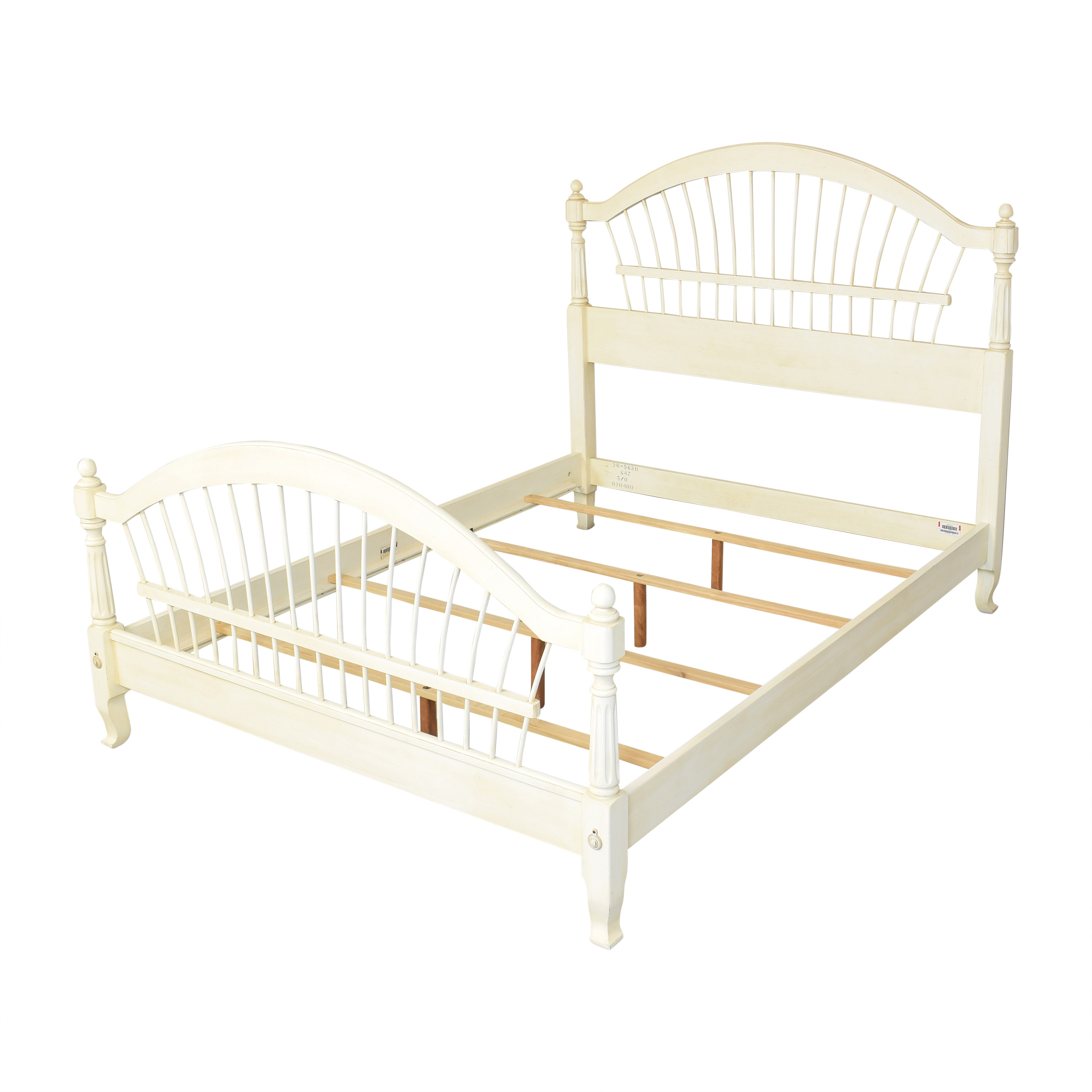 Ethan Allen Ethan Allen Country French Queen Bed dimensions