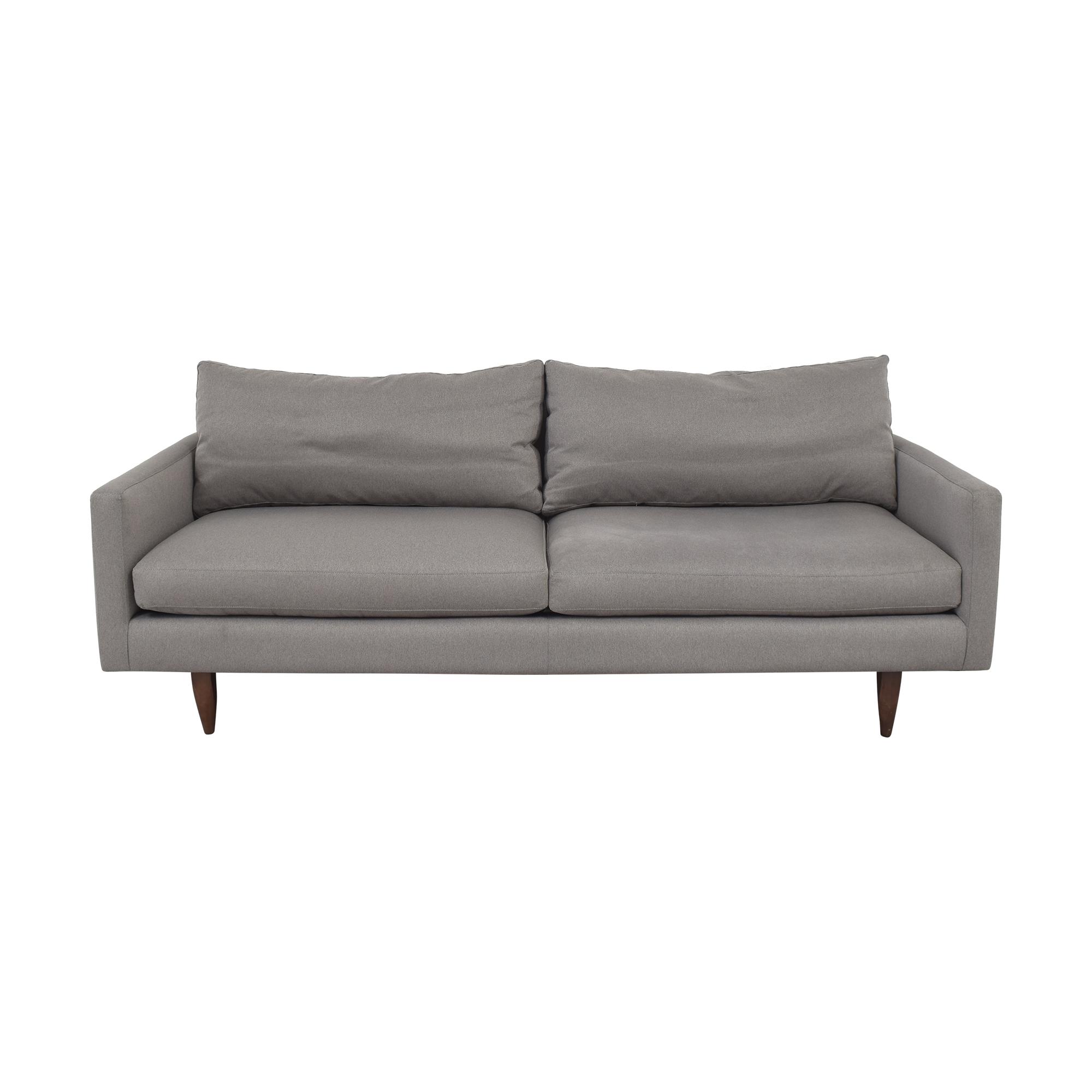 Room & Board Room & Board Jasper Two Cushion Sofa ct