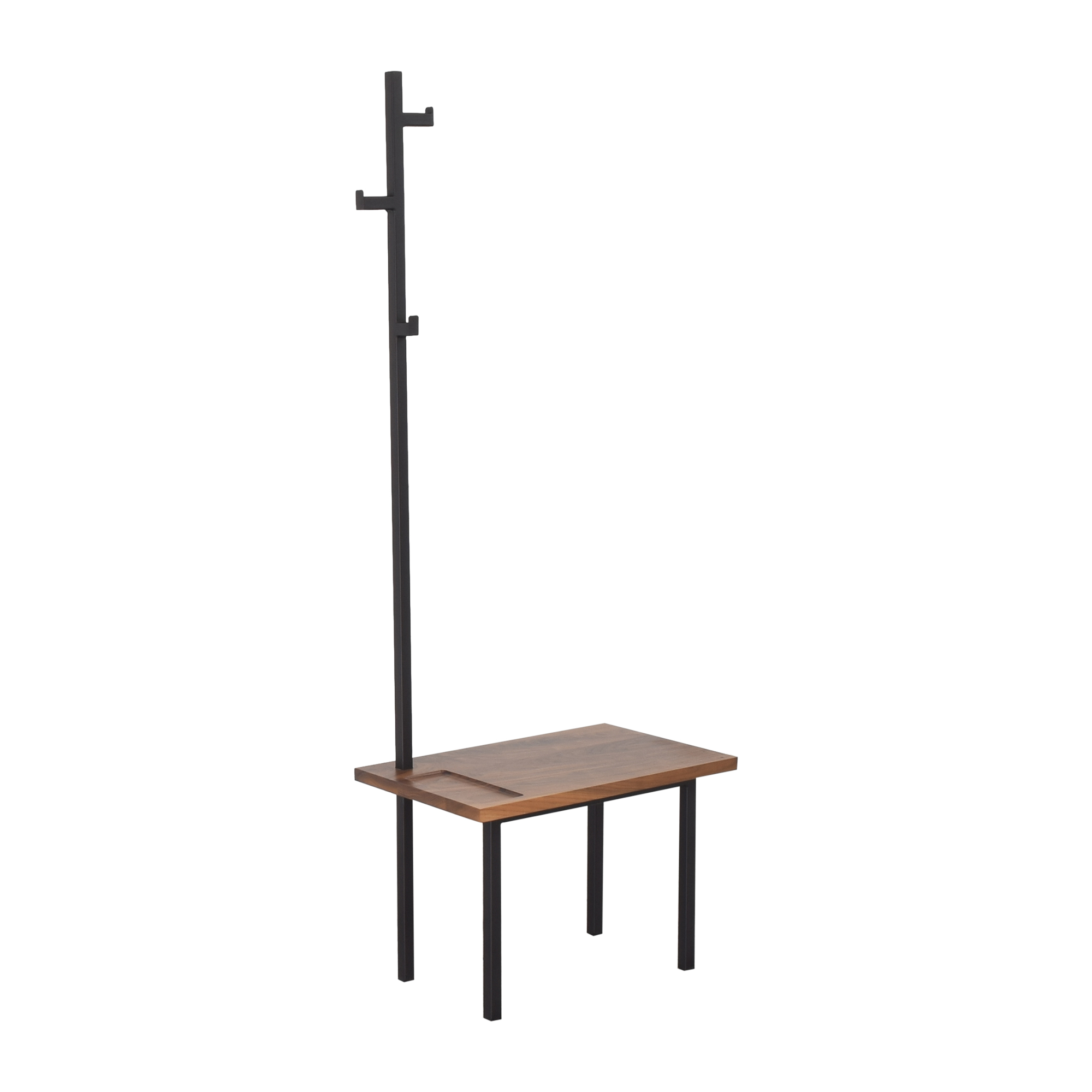 shop Room & Board Baltic Bench with Left Coat Rack Room & Board Utility Tables