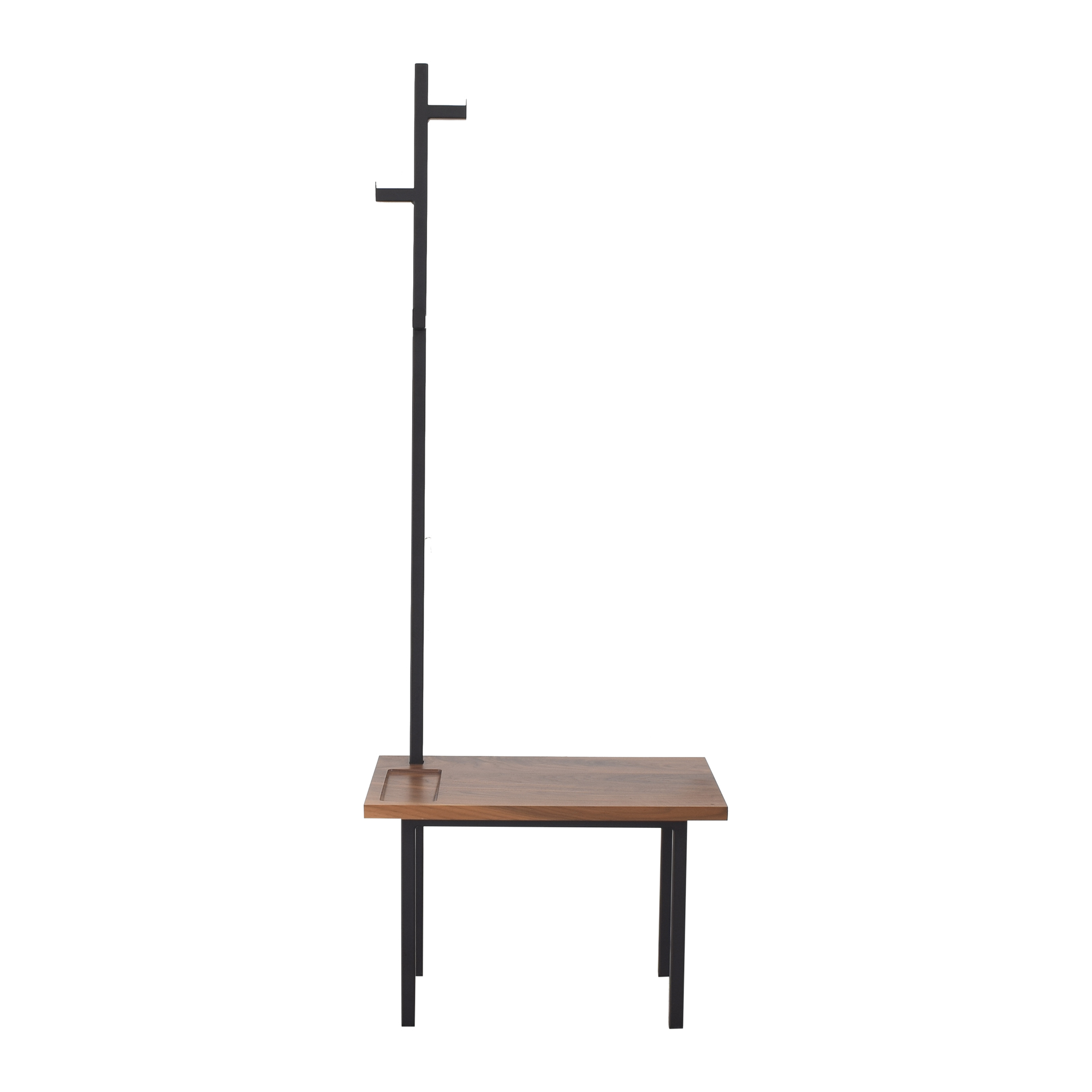 Room & Board Room & Board Baltic Bench with Left Coat Rack for sale