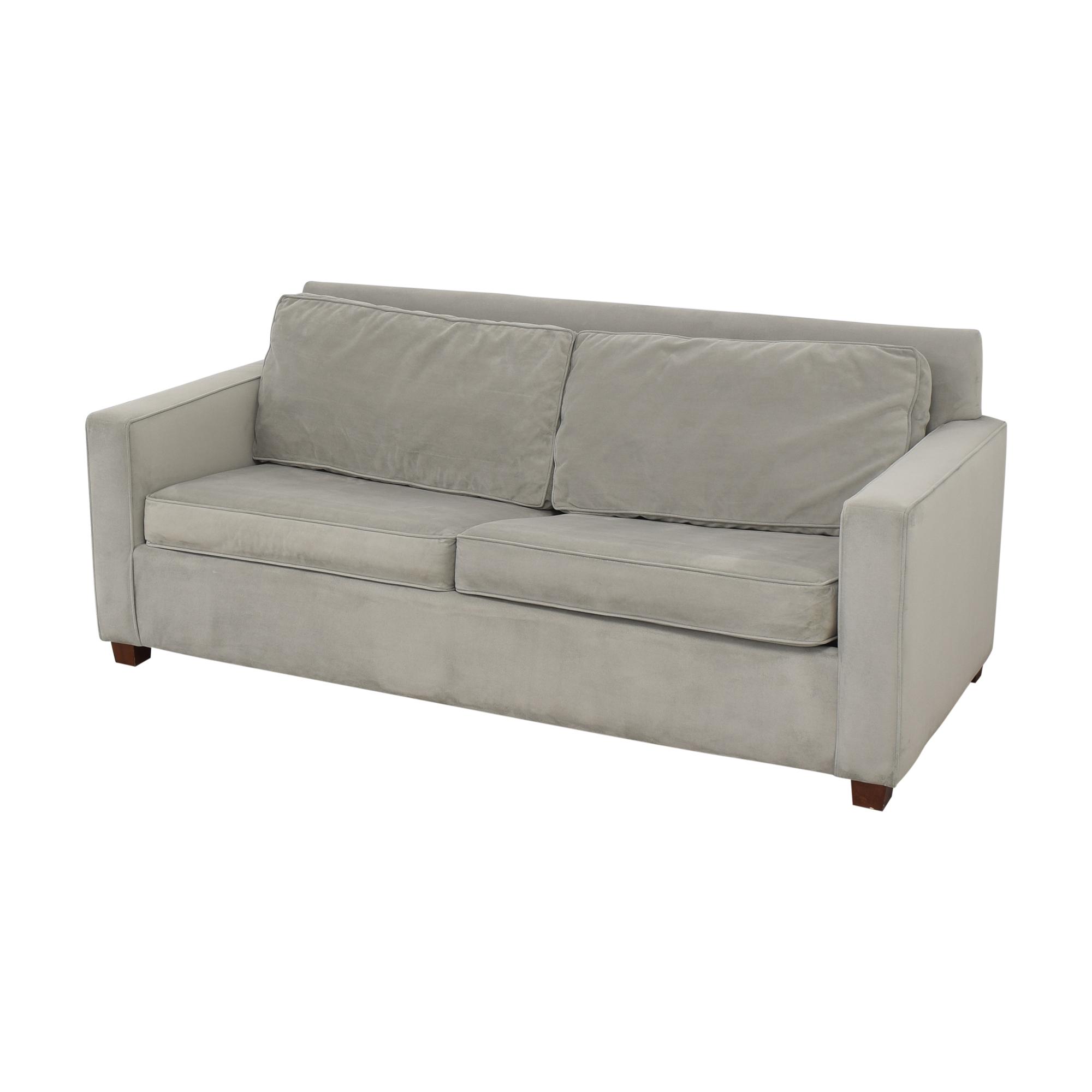 West Elm West Elm Henry Queen Sleeper Sofa discount