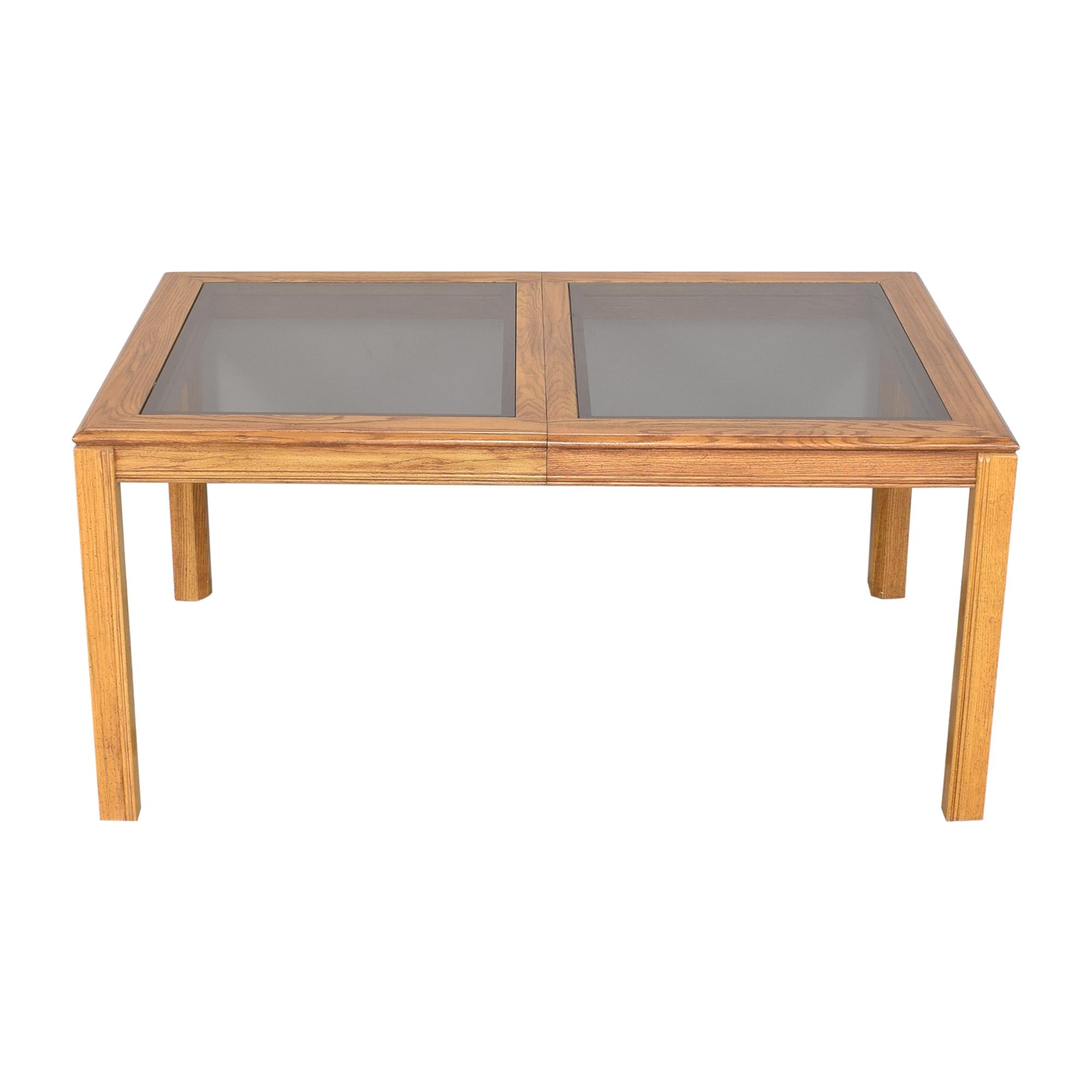 shop Rectangular Extendable Dining Table