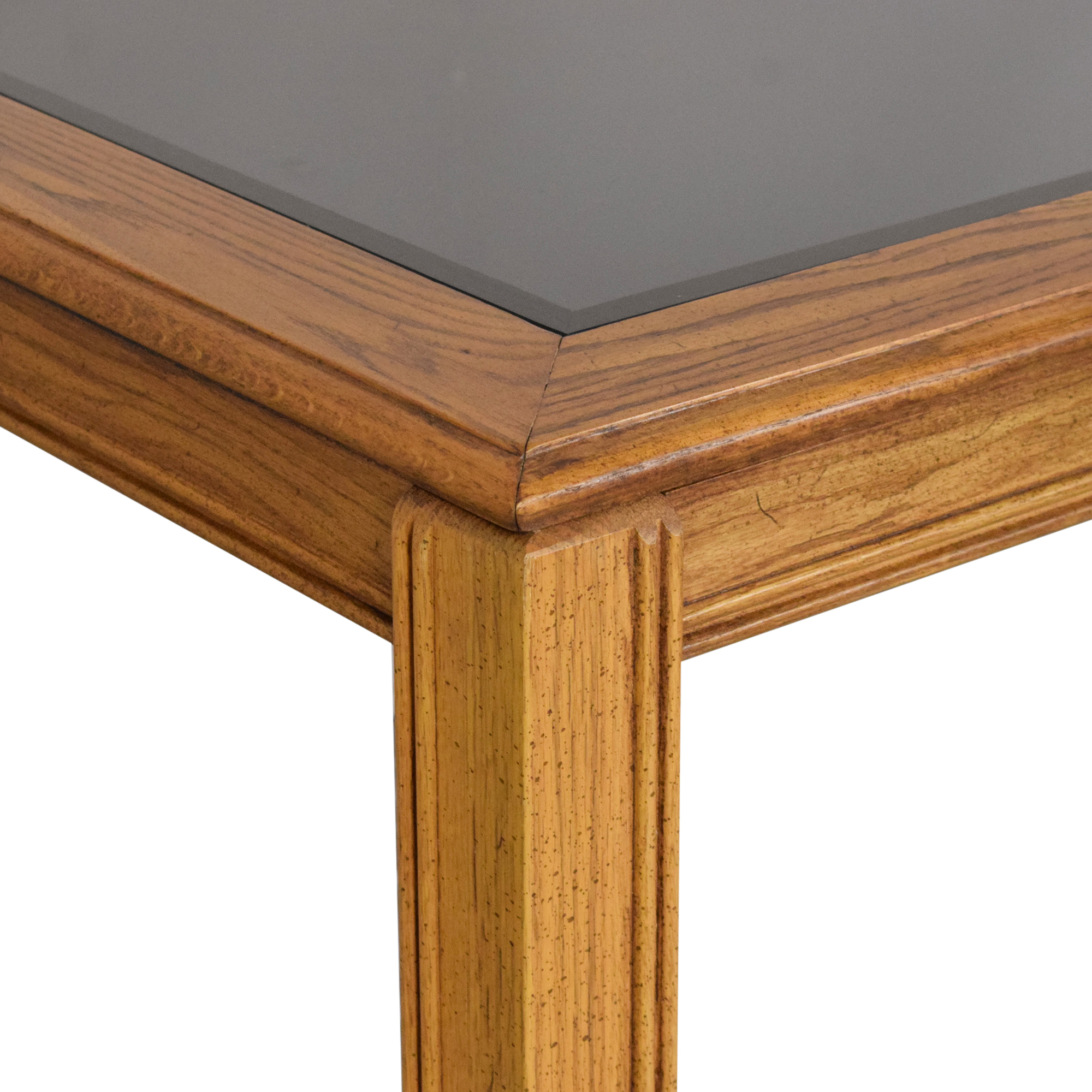 Rectangular Extendable Dining Table Tables