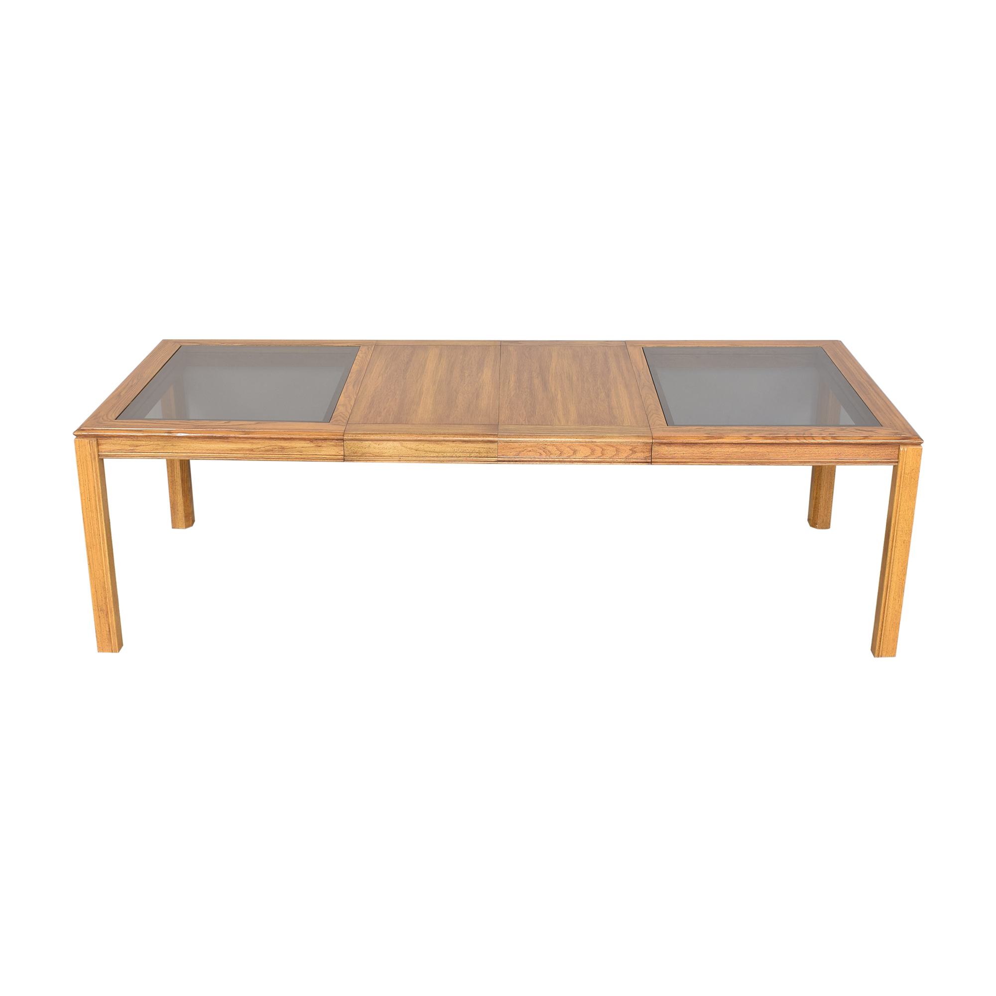 Rectangular Extendable Dining Table discount