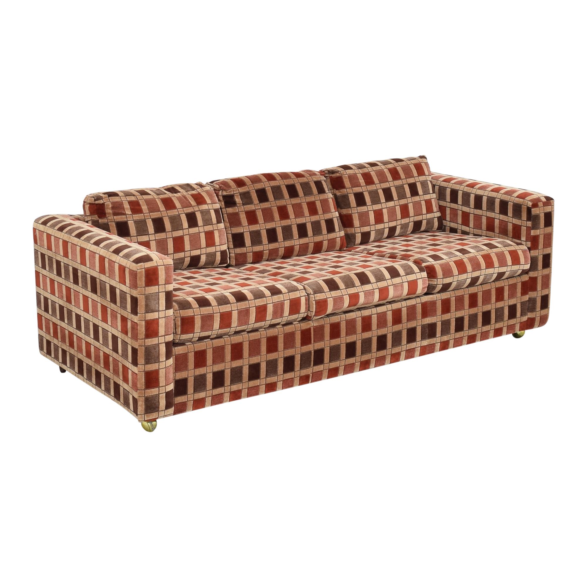 Duo-Sofas Sleeper Sofa ct