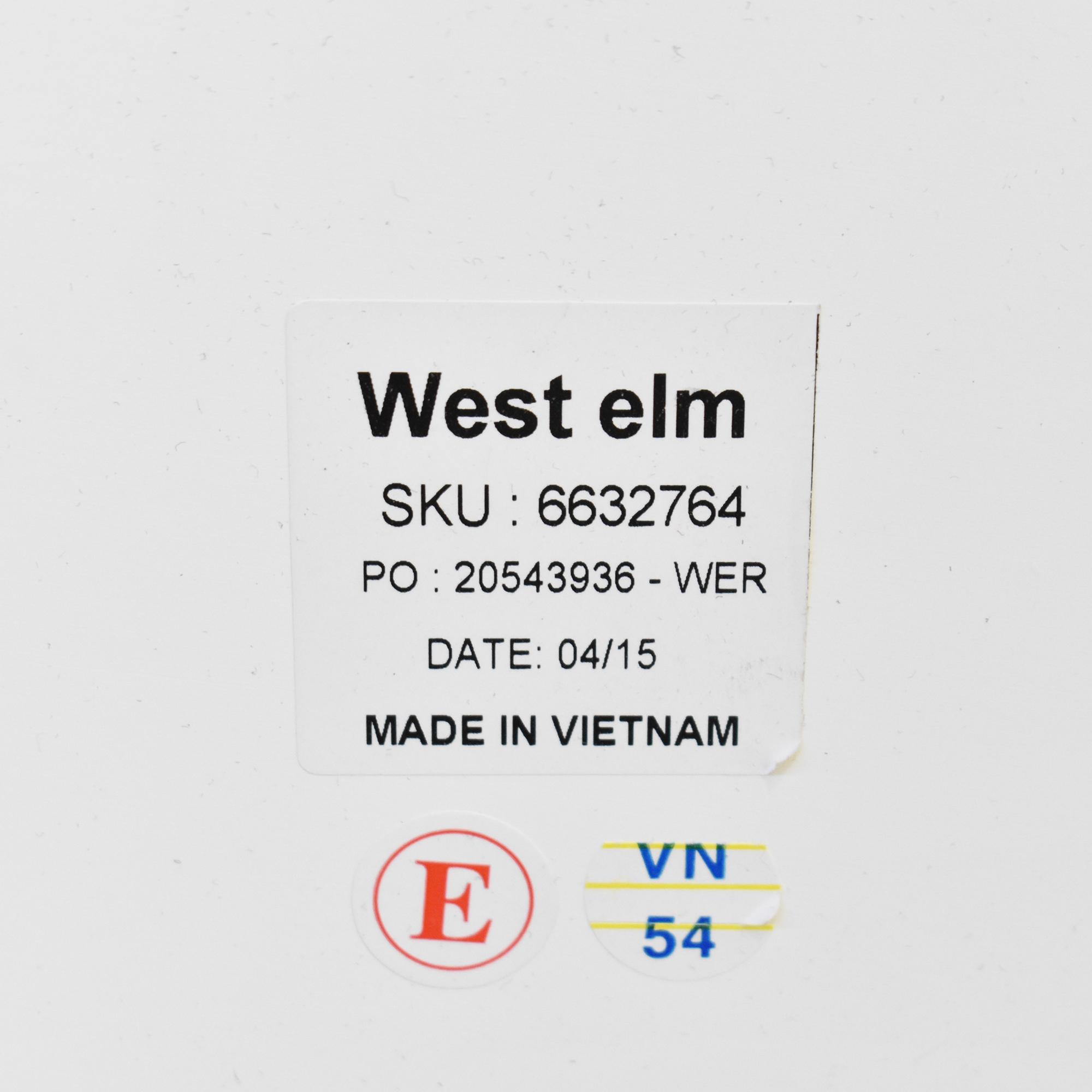 West Elm West Elm Modern 3-Drawer Dresser nyc