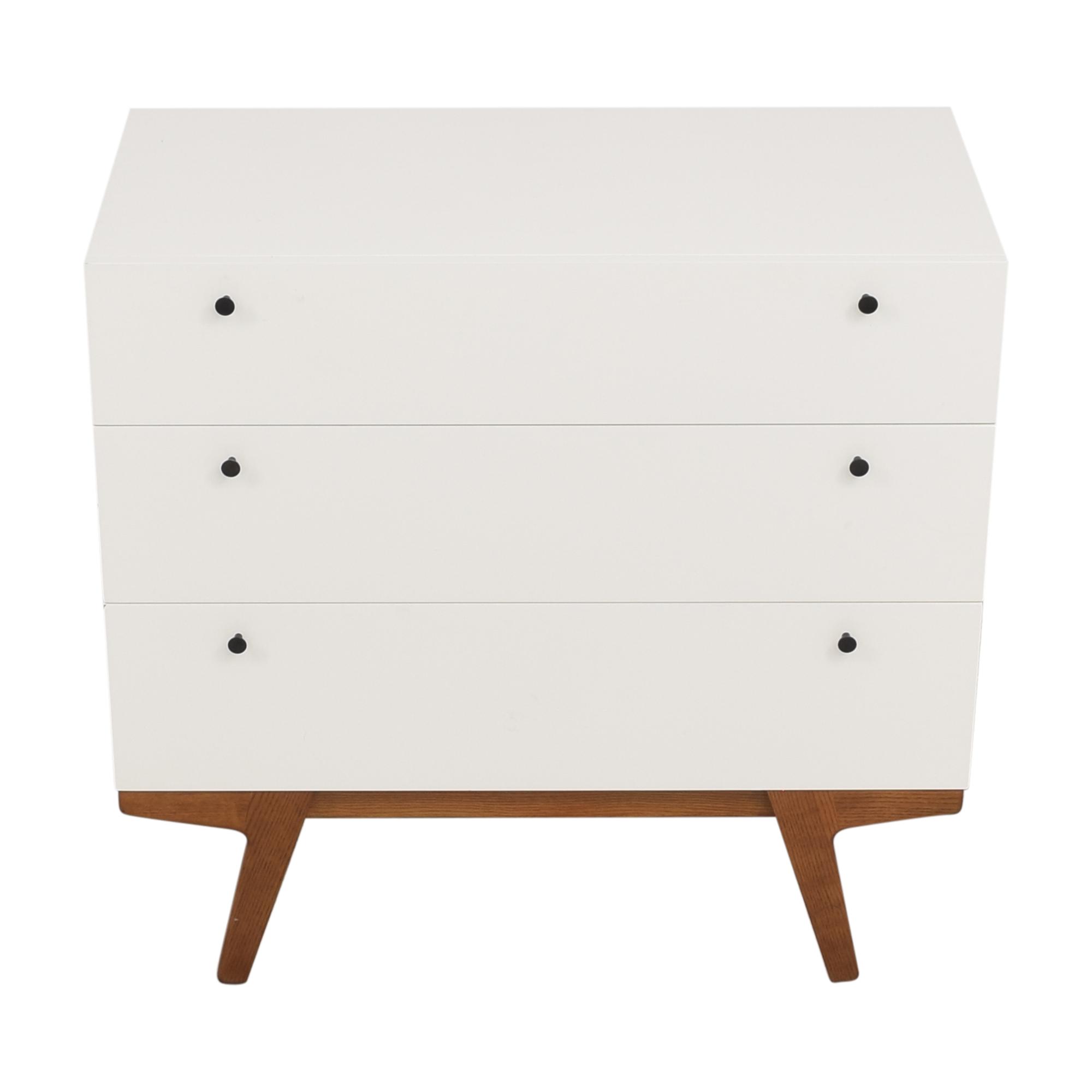 West Elm West Elm Modern 3-Drawer Dresser on sale