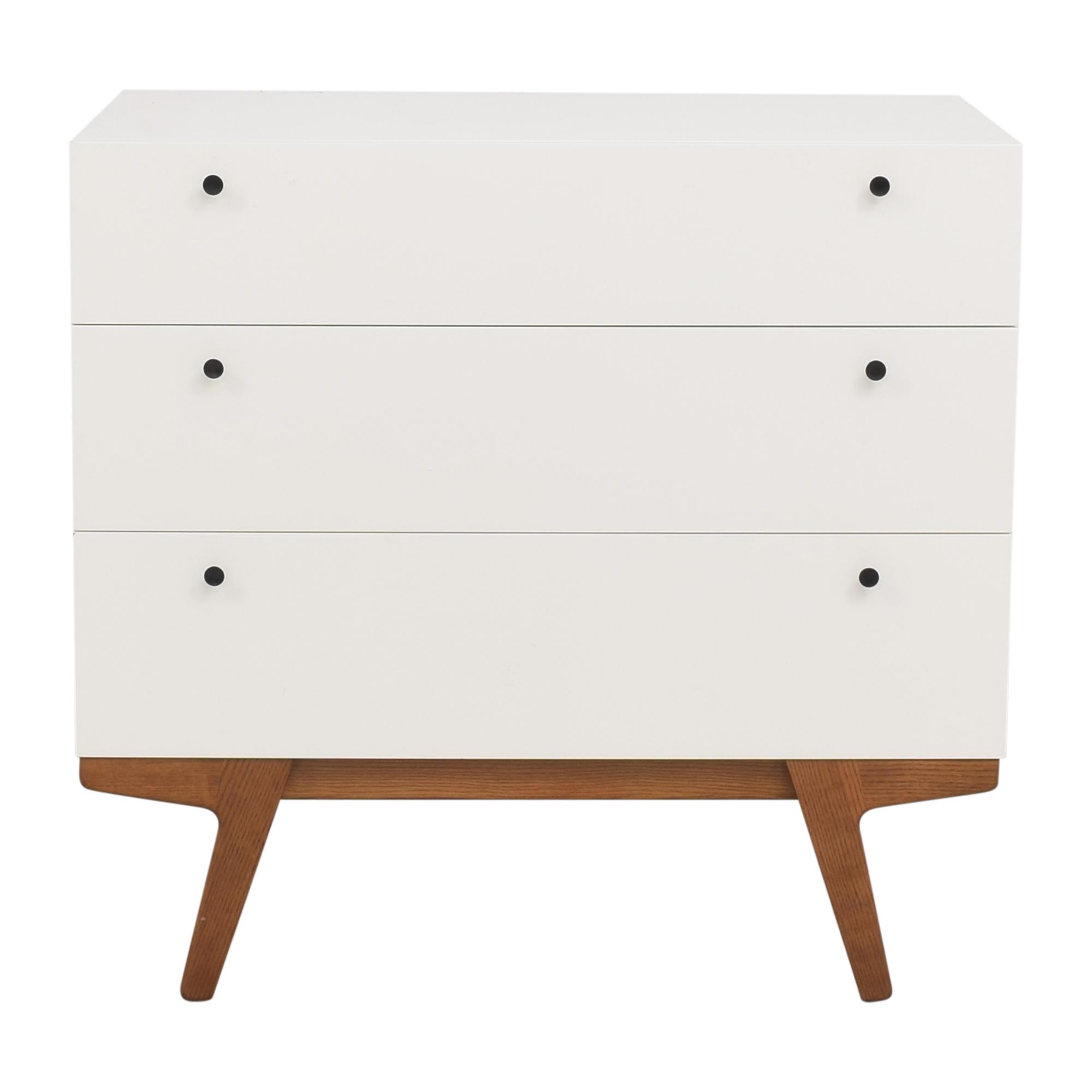 West Elm West Elm Modern 3-Drawer Dresser ct