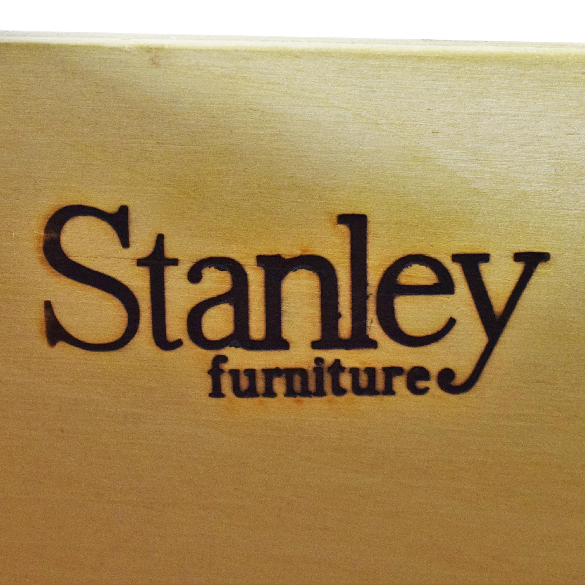 Stanley Funiture Double Door Dresser Stanley Furniture